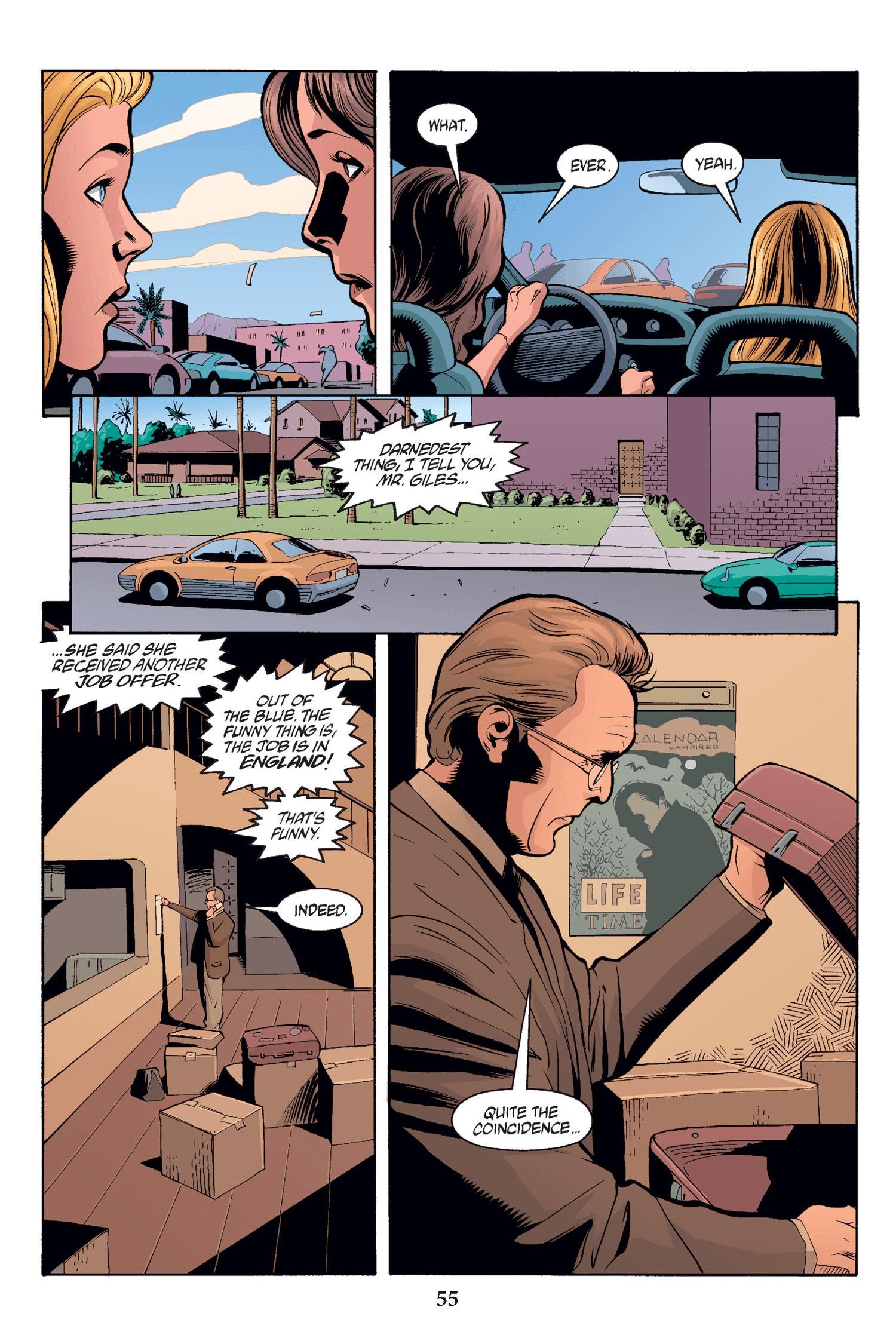 Read online Buffy the Vampire Slayer: Omnibus comic -  Issue # TPB 2 - 54