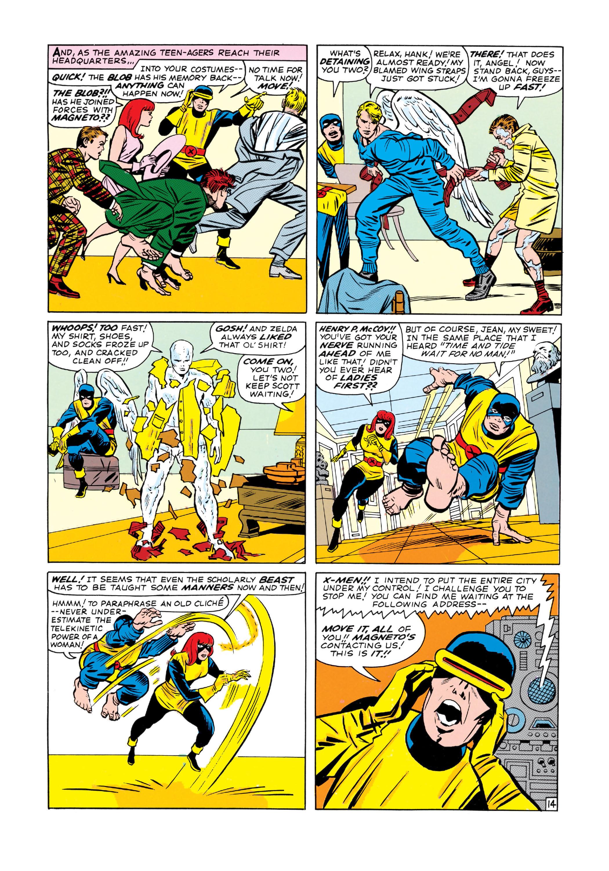 Uncanny X-Men (1963) 7 Page 14