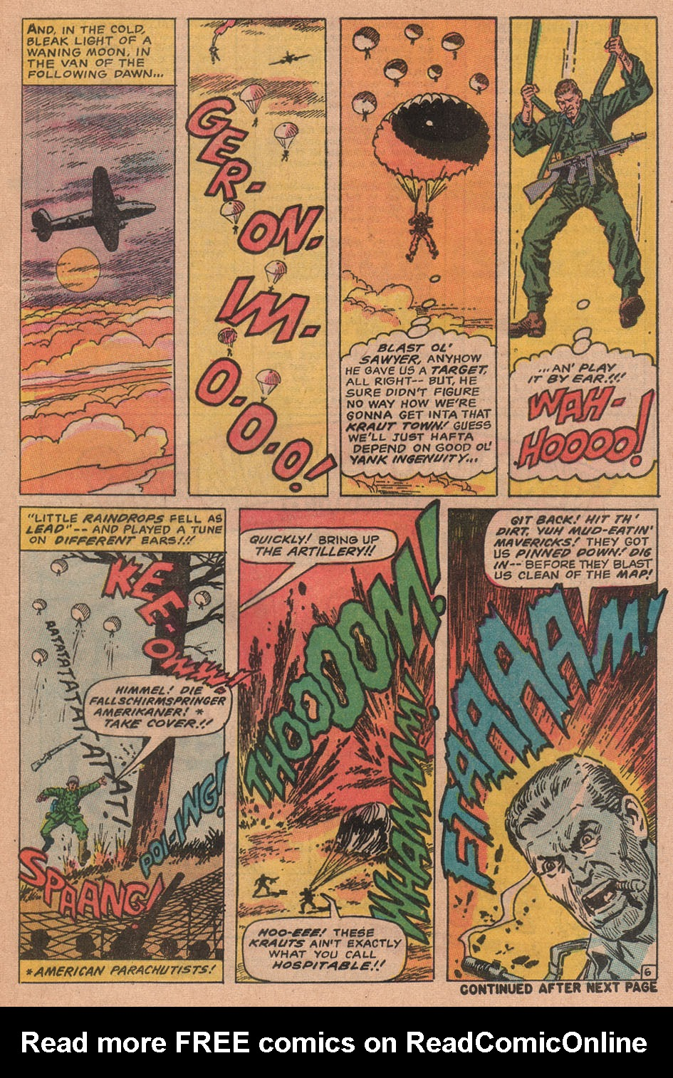 Read online Sgt. Fury comic -  Issue #77 - 9
