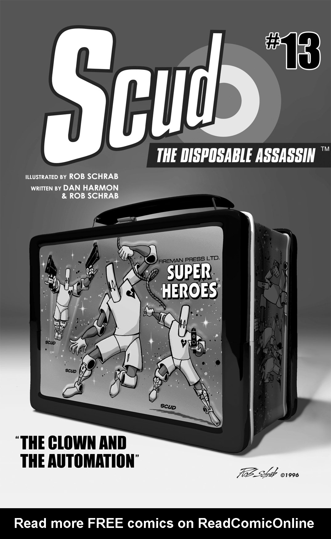 Read online Scud: The Disposable Assassin: The Whole Shebang comic -  Issue # TPB (Part 2) - 134