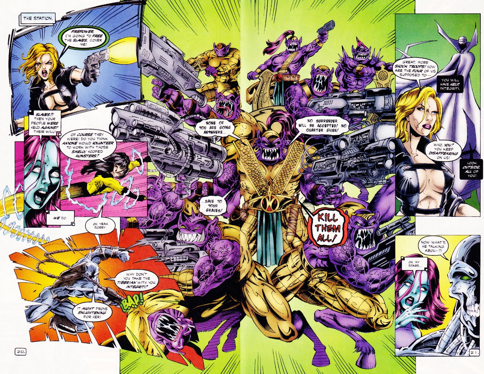 Read online The Alliance comic -  Issue #3 - 22