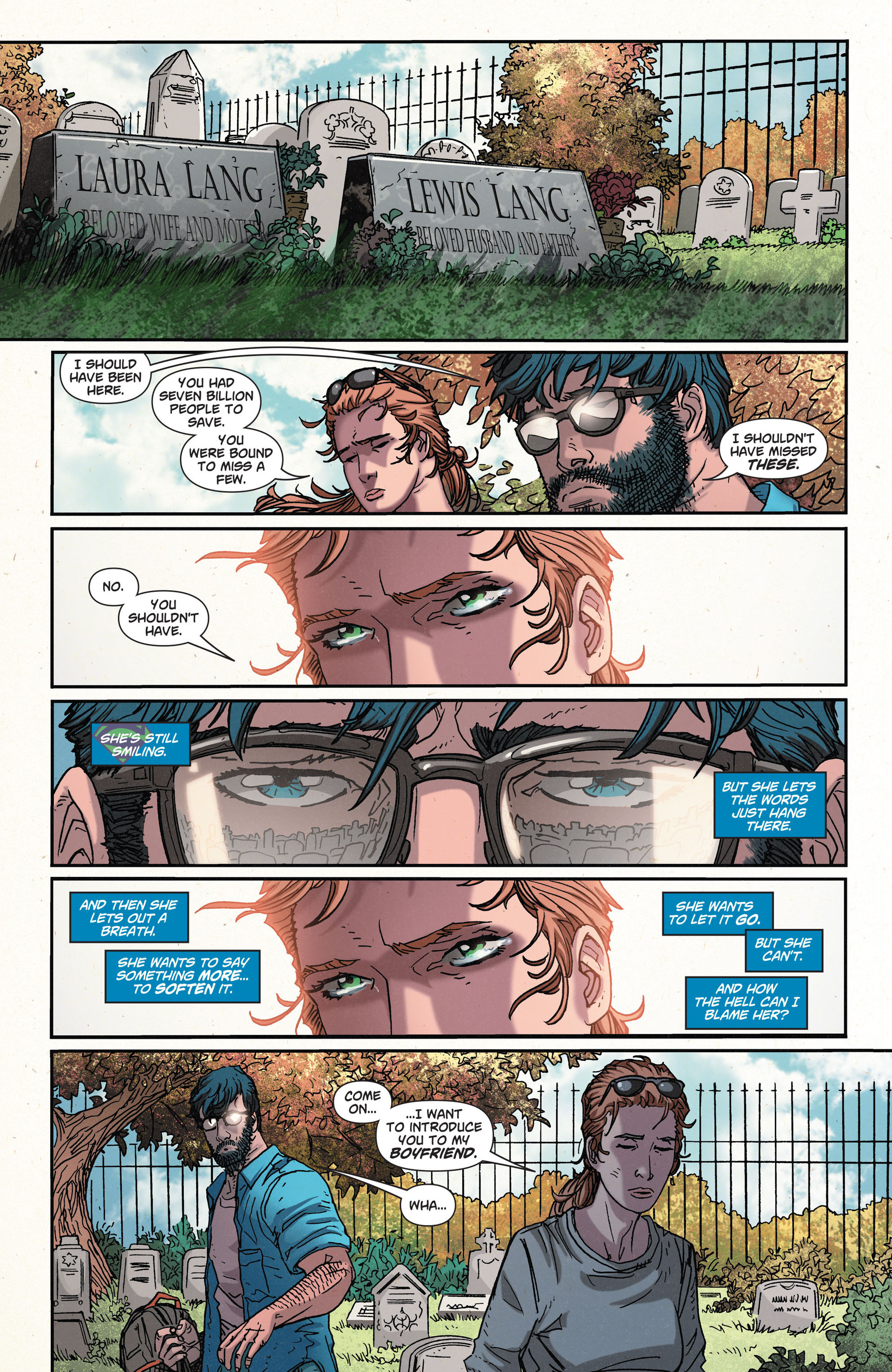 Read online Action Comics (2011) comic -  Issue #35 - 12