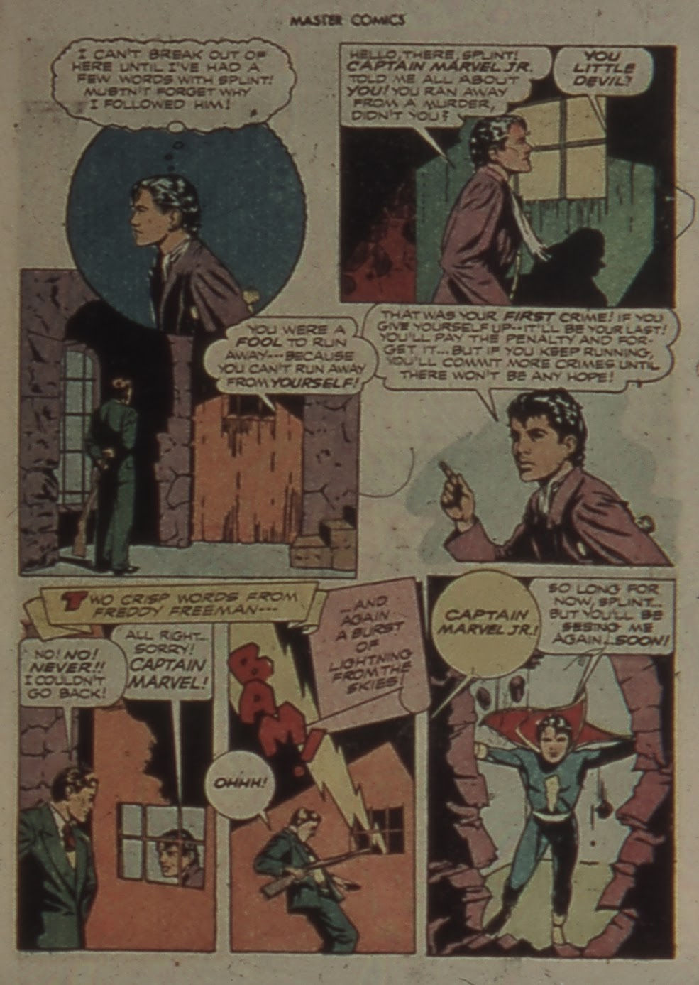 Master Comics issue 48 - Page 13