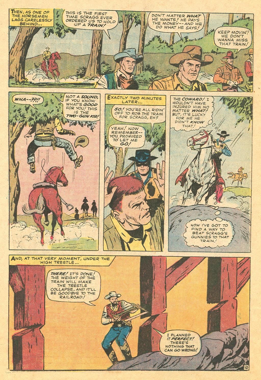 Read online Two-Gun Kid comic -  Issue #110 - 16