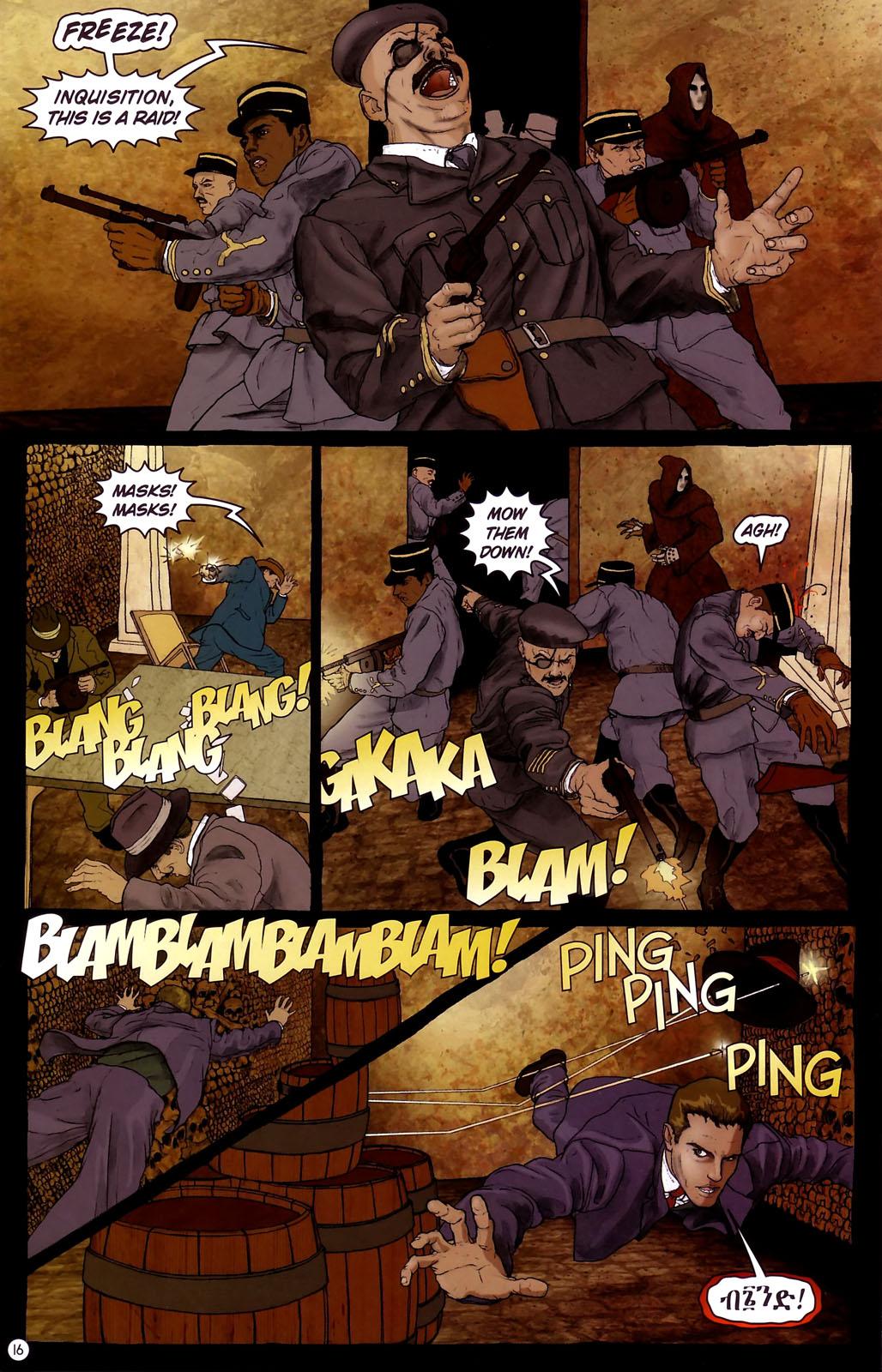 Read online Rex Mundi comic -  Issue #14 - 20