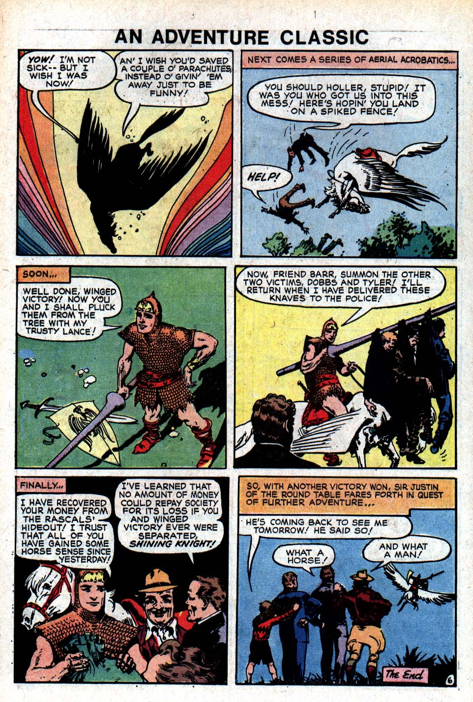 Read online Adventure Comics (1938) comic -  Issue #417 - 24