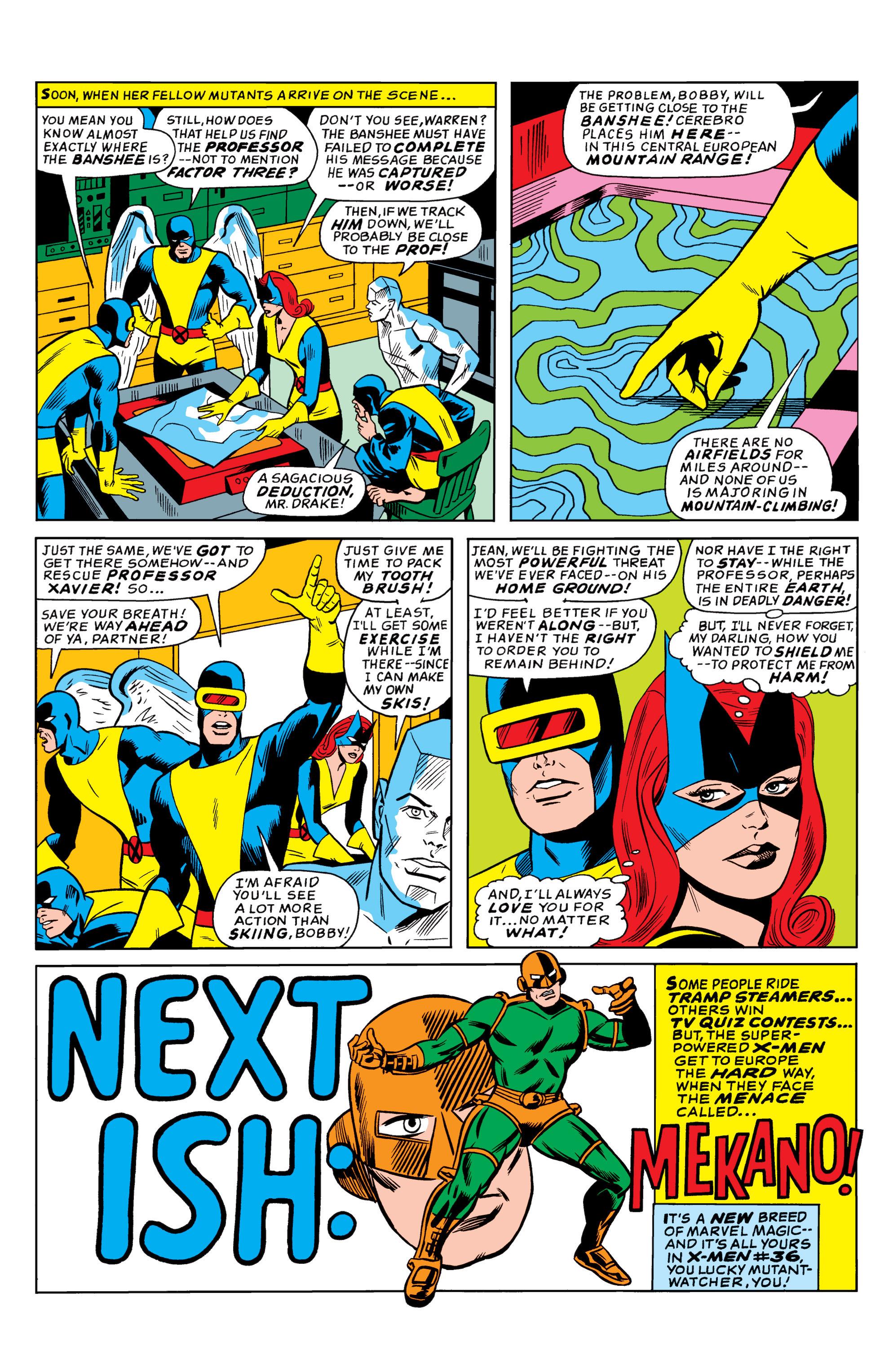 Uncanny X-Men (1963) 35 Page 20