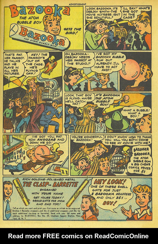 Read online Adventure Comics (1938) comic -  Issue #136 - 19