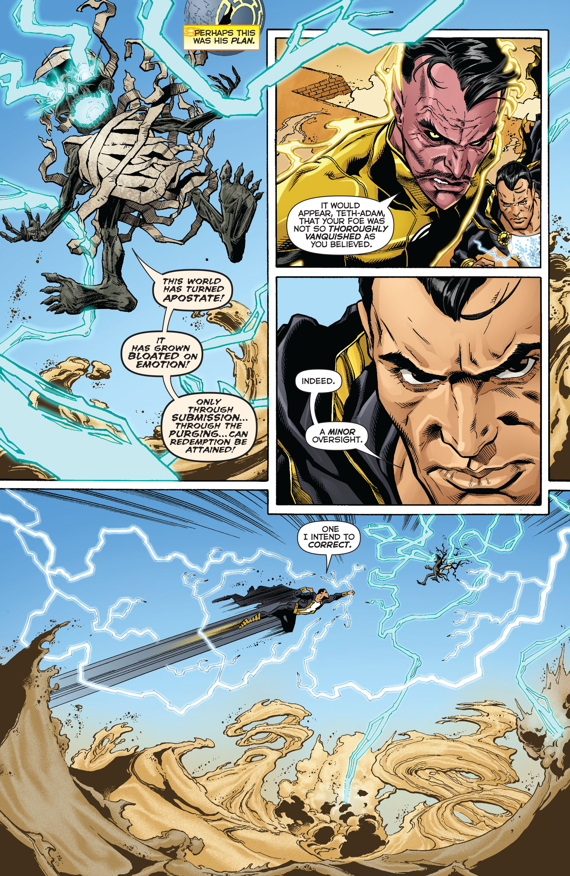 Read online Sinestro comic -  Issue #17 - 6