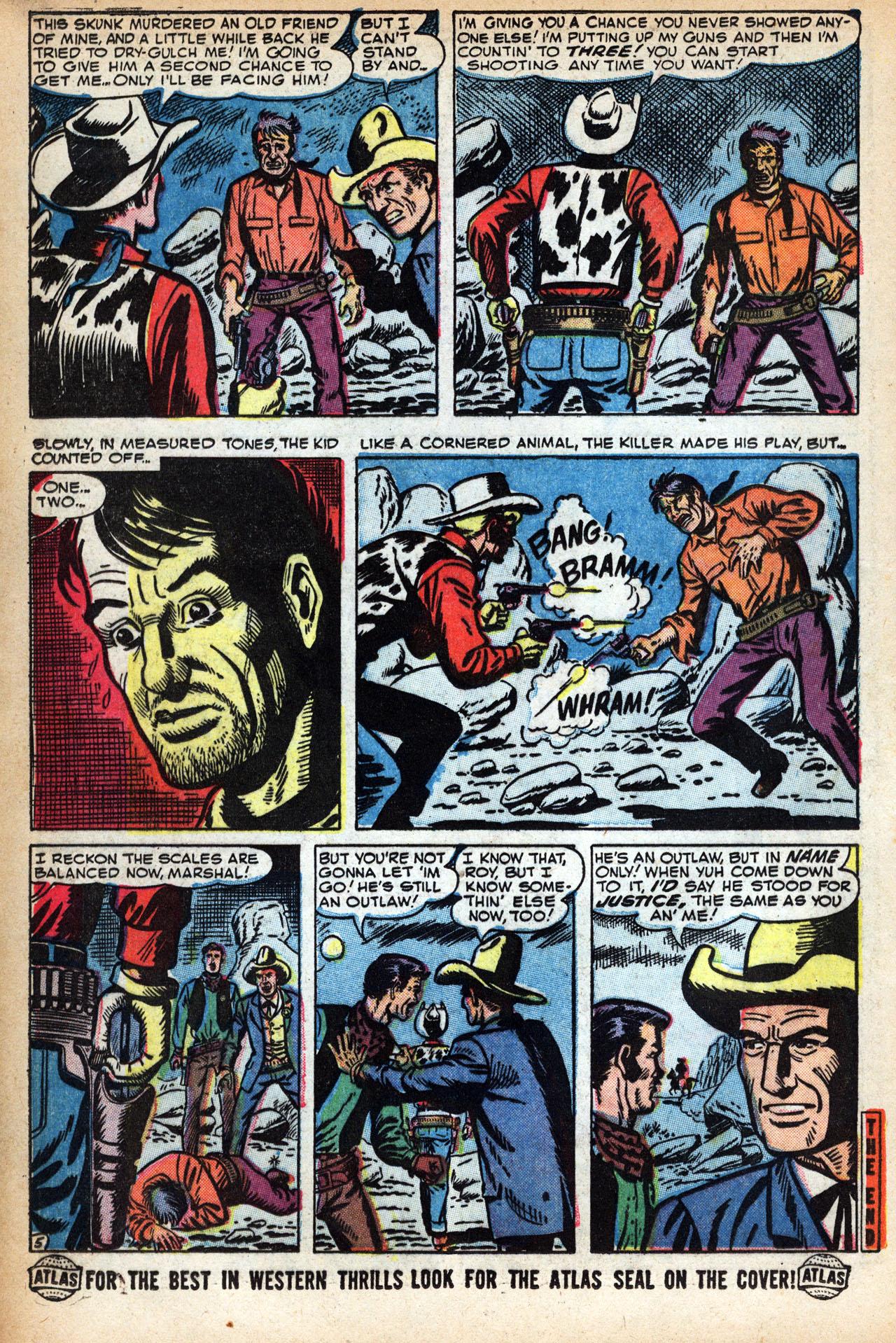Read online Two-Gun Kid comic -  Issue #18 - 24