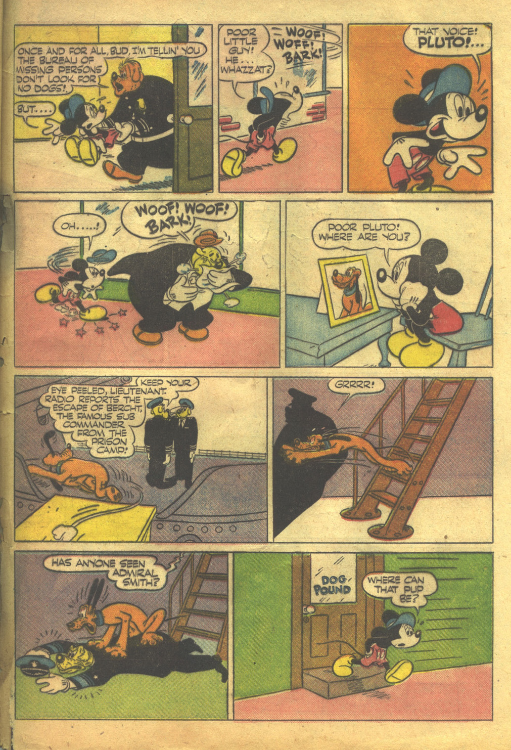 Walt Disney's Comics and Stories issue 62 - Page 49