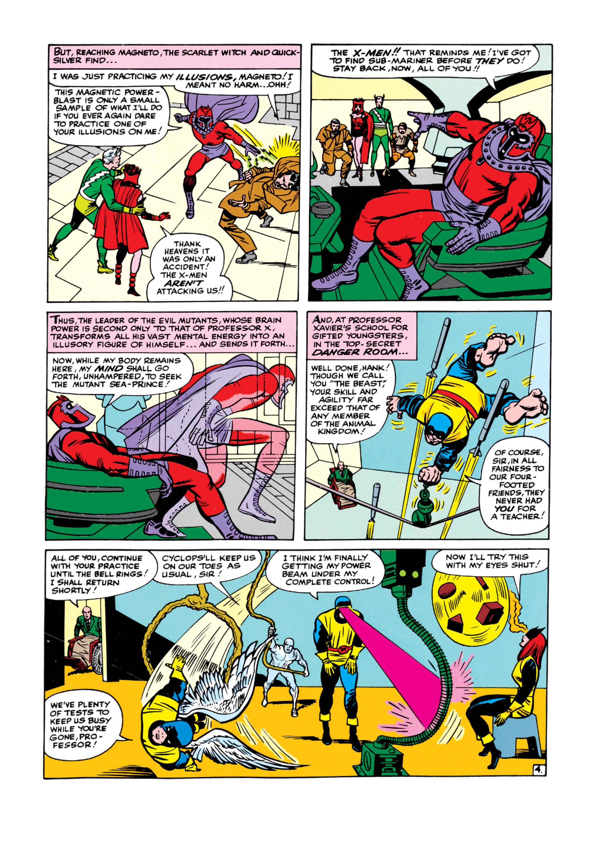 Uncanny X-Men (1963) 6 Page 4