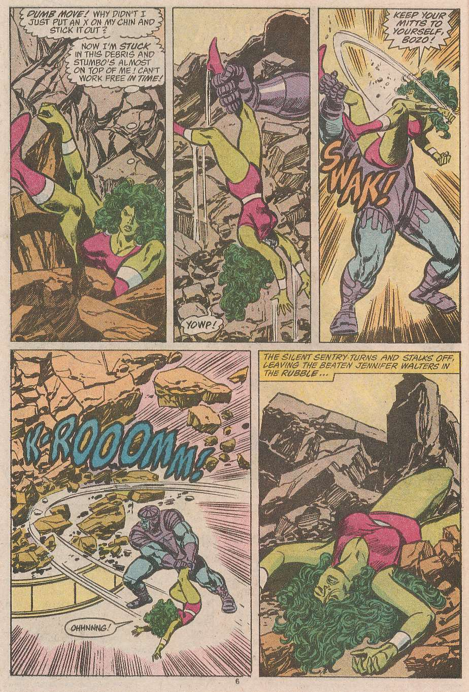 The Avengers (1963) 289 Page 5