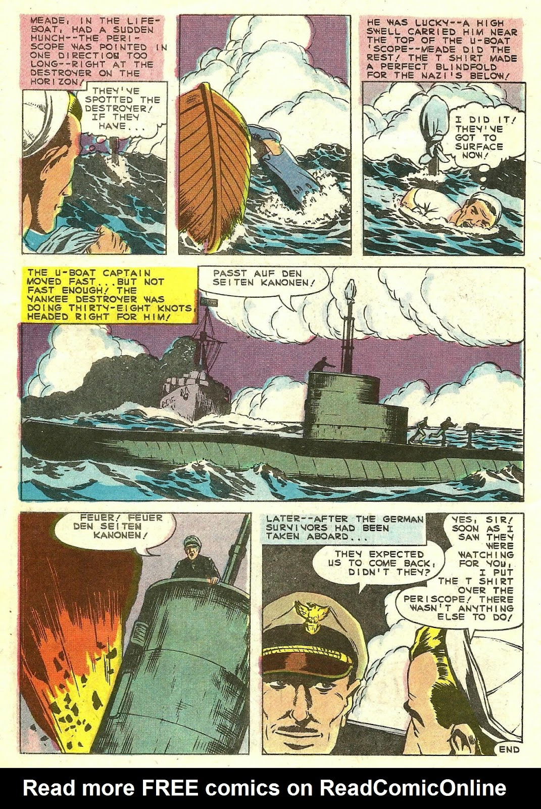 Read online Fightin' Navy comic -  Issue #130 - 26