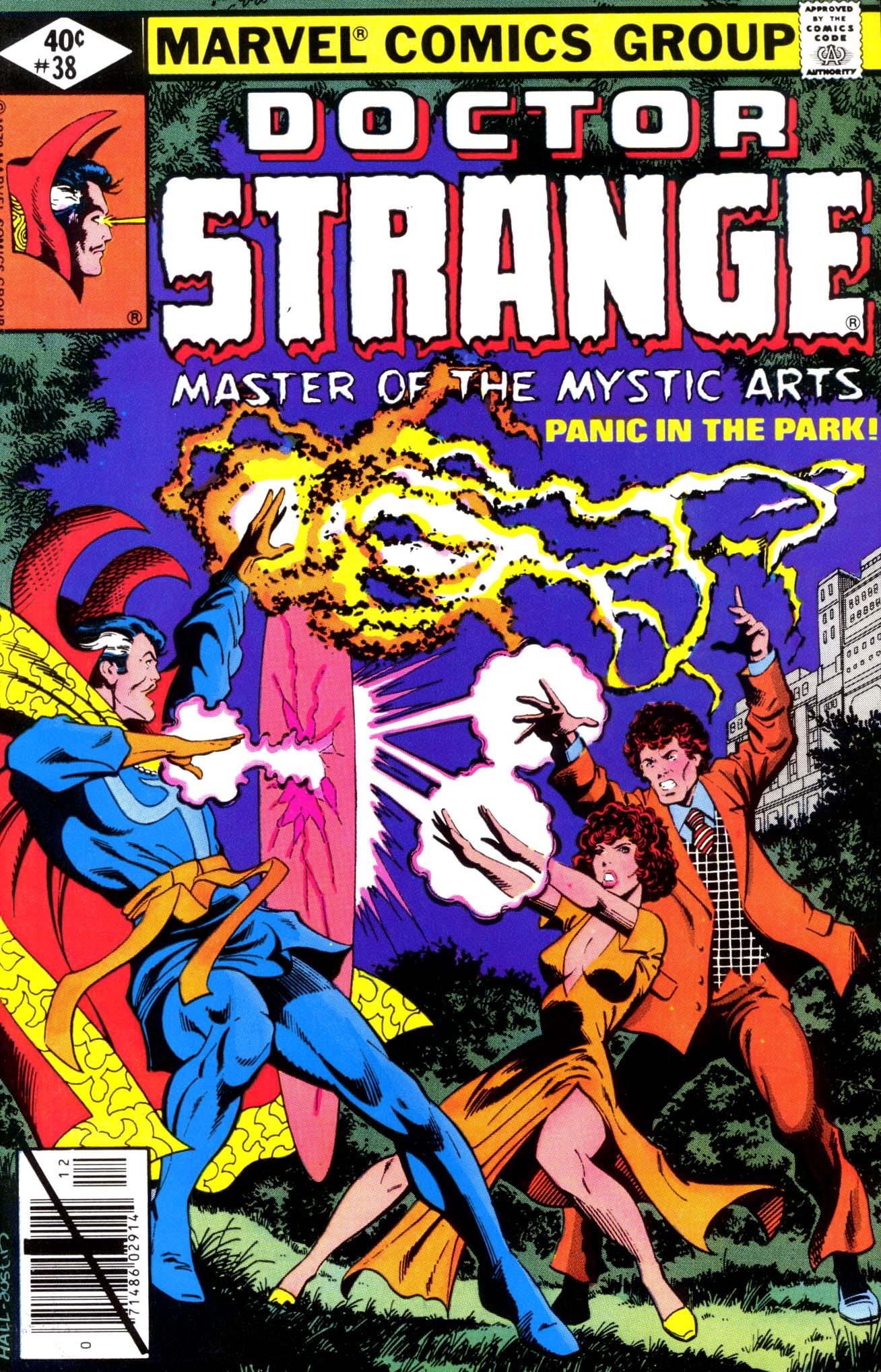 Doctor Strange (1974) 38 Page 1