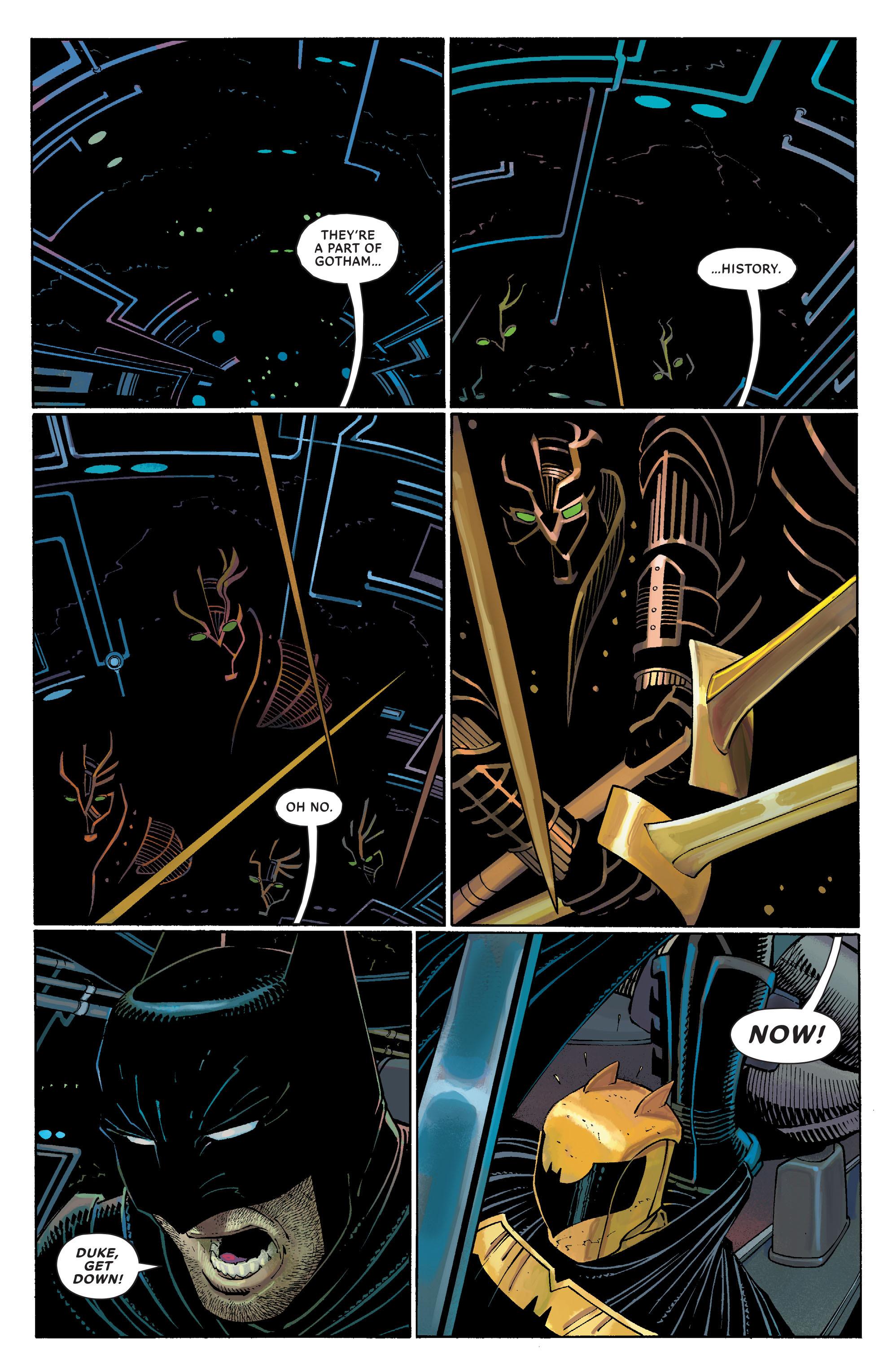 Read online All-Star Batman comic -  Issue #3 - 23