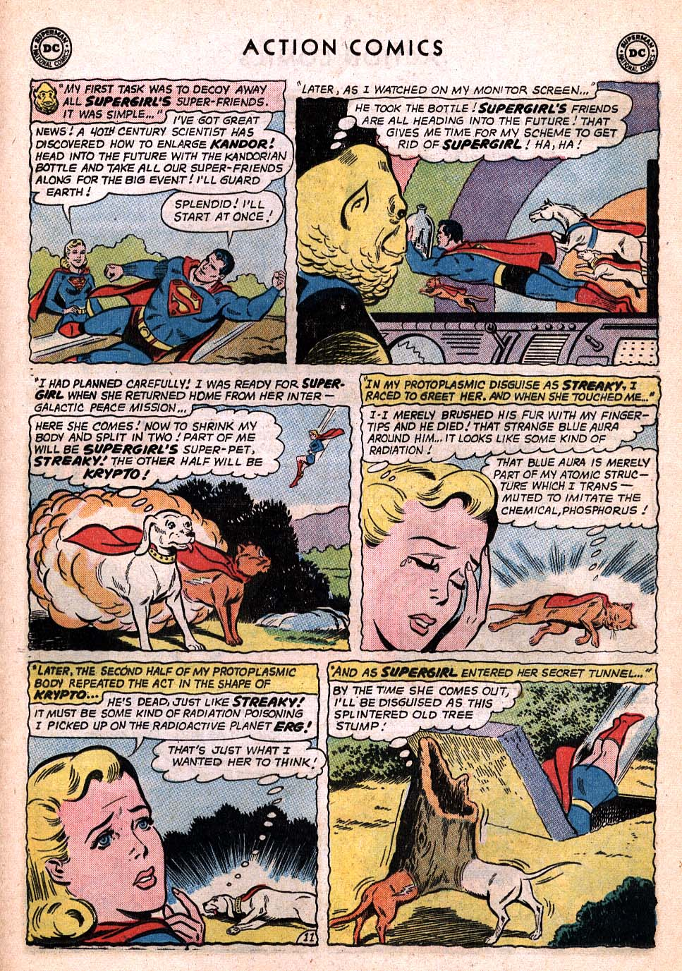 Read online Action Comics (1938) comic -  Issue #306 - 26
