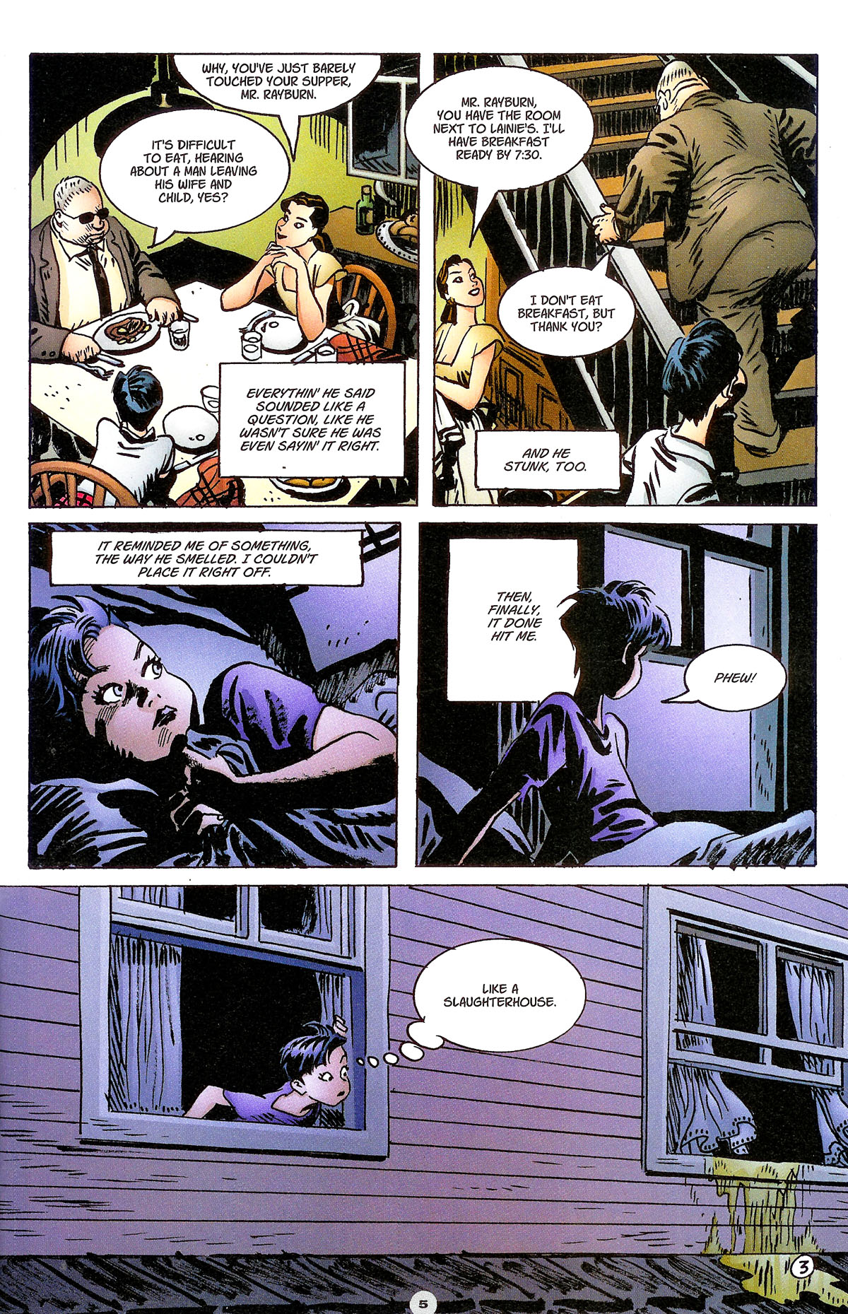 Read online Solo (2004) comic -  Issue #6 - 6