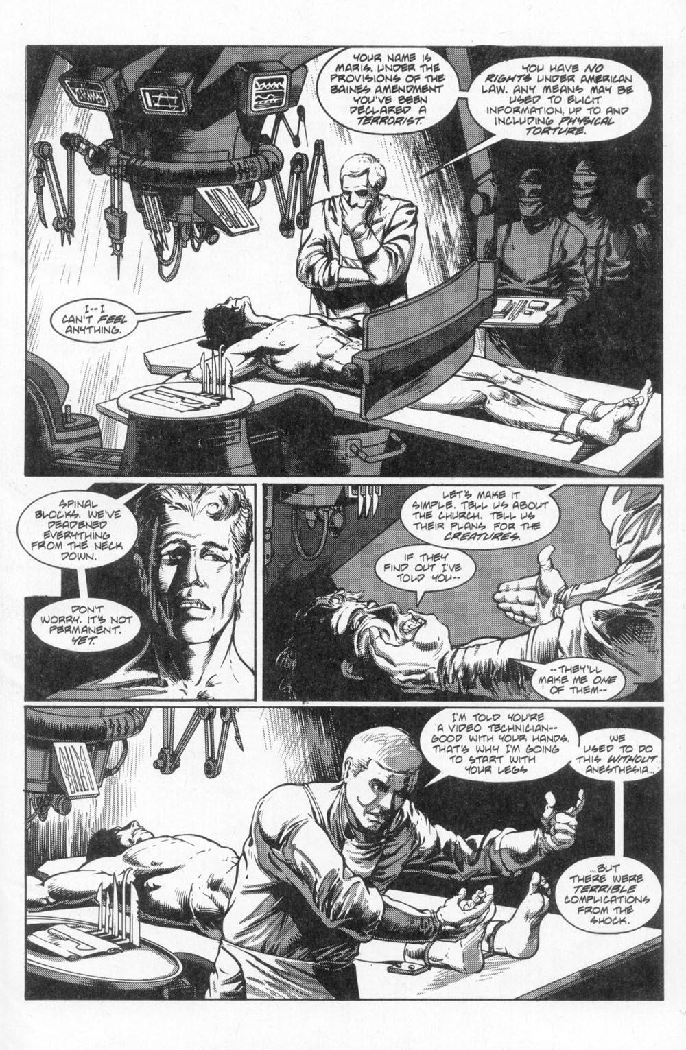 Read online Aliens (1988) comic -  Issue #4 - 3