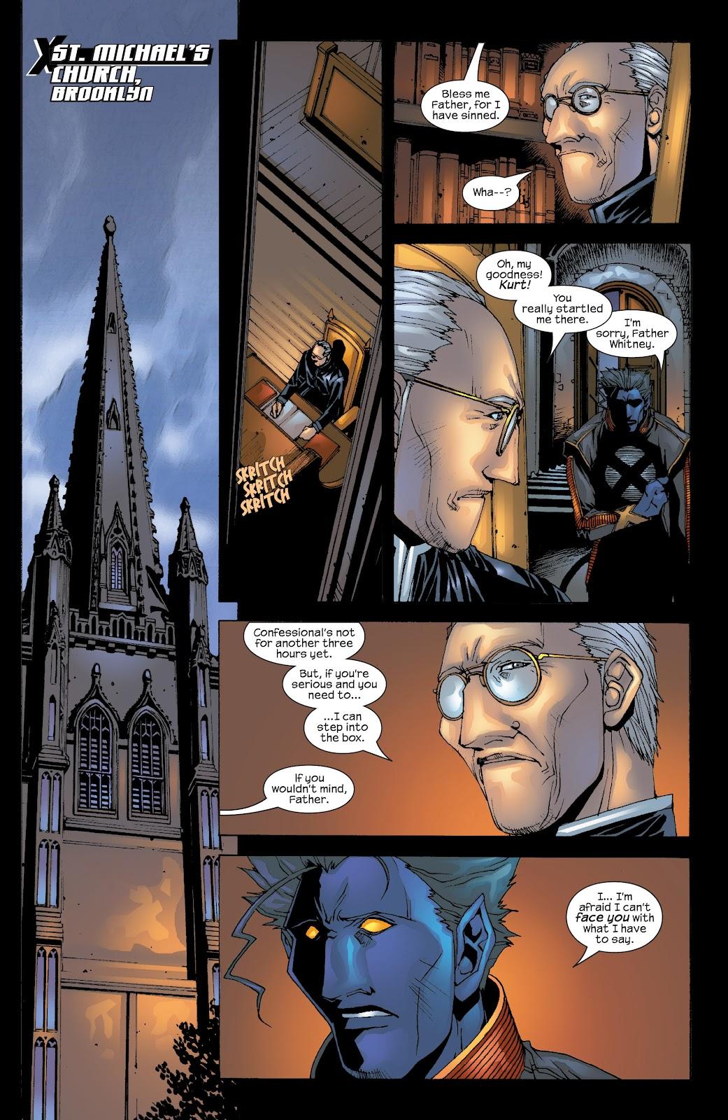 Uncanny X-Men (1963) issue 418 - Page 13