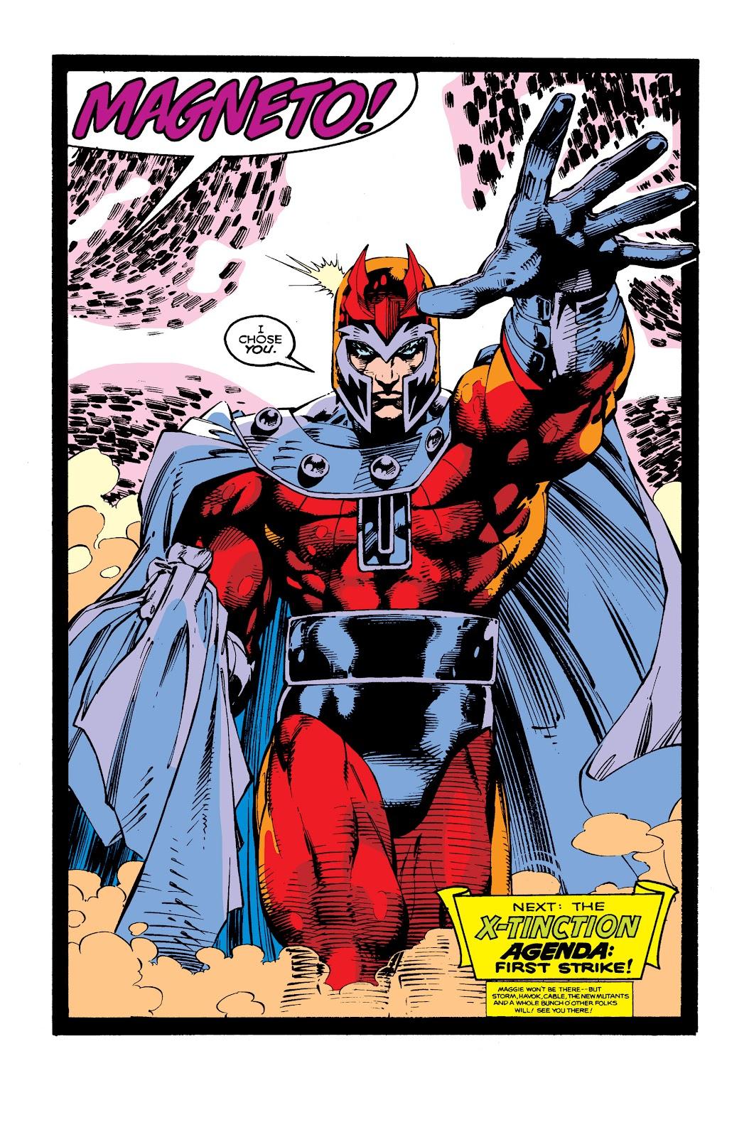 Uncanny X-Men (1963) issue 269 - Page 22