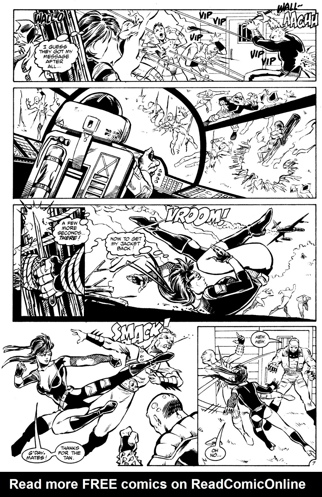 Shattered Earth issue 2 - Page 9