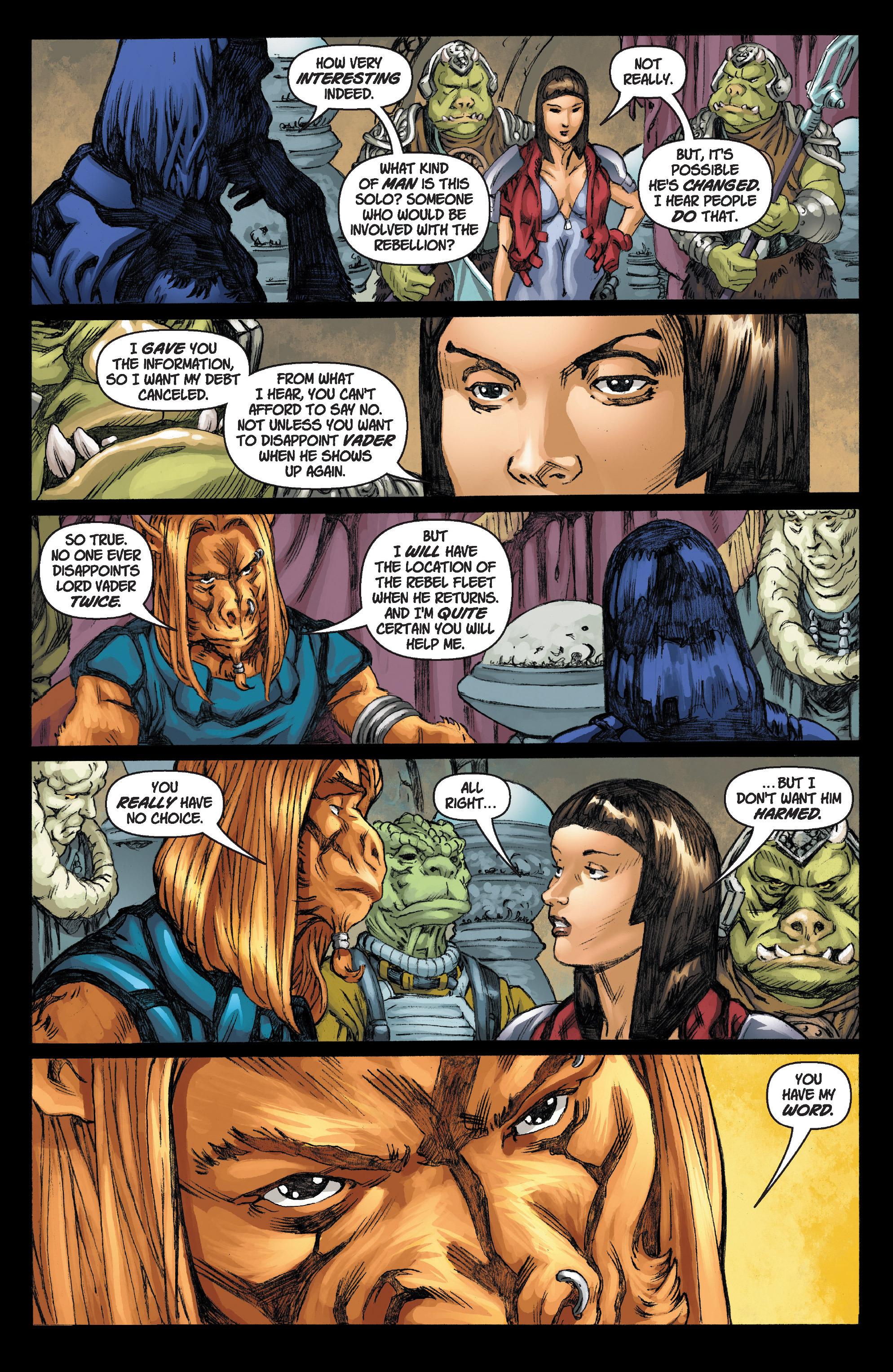 Read online Star Wars Omnibus comic -  Issue # Vol. 17 - 345