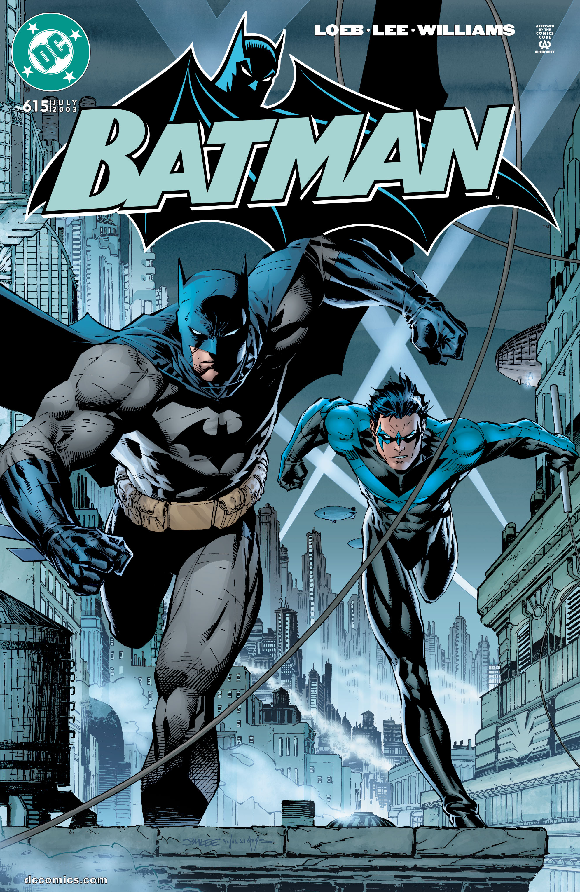 Batman (1940) 615 Page 1