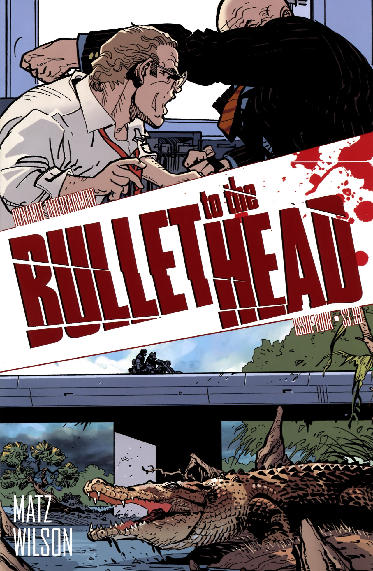 Bullet to the Head 4 Page 1