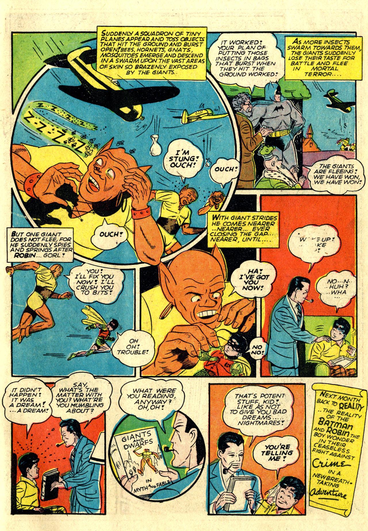 Read online Detective Comics (1937) comic -  Issue #44 - 15
