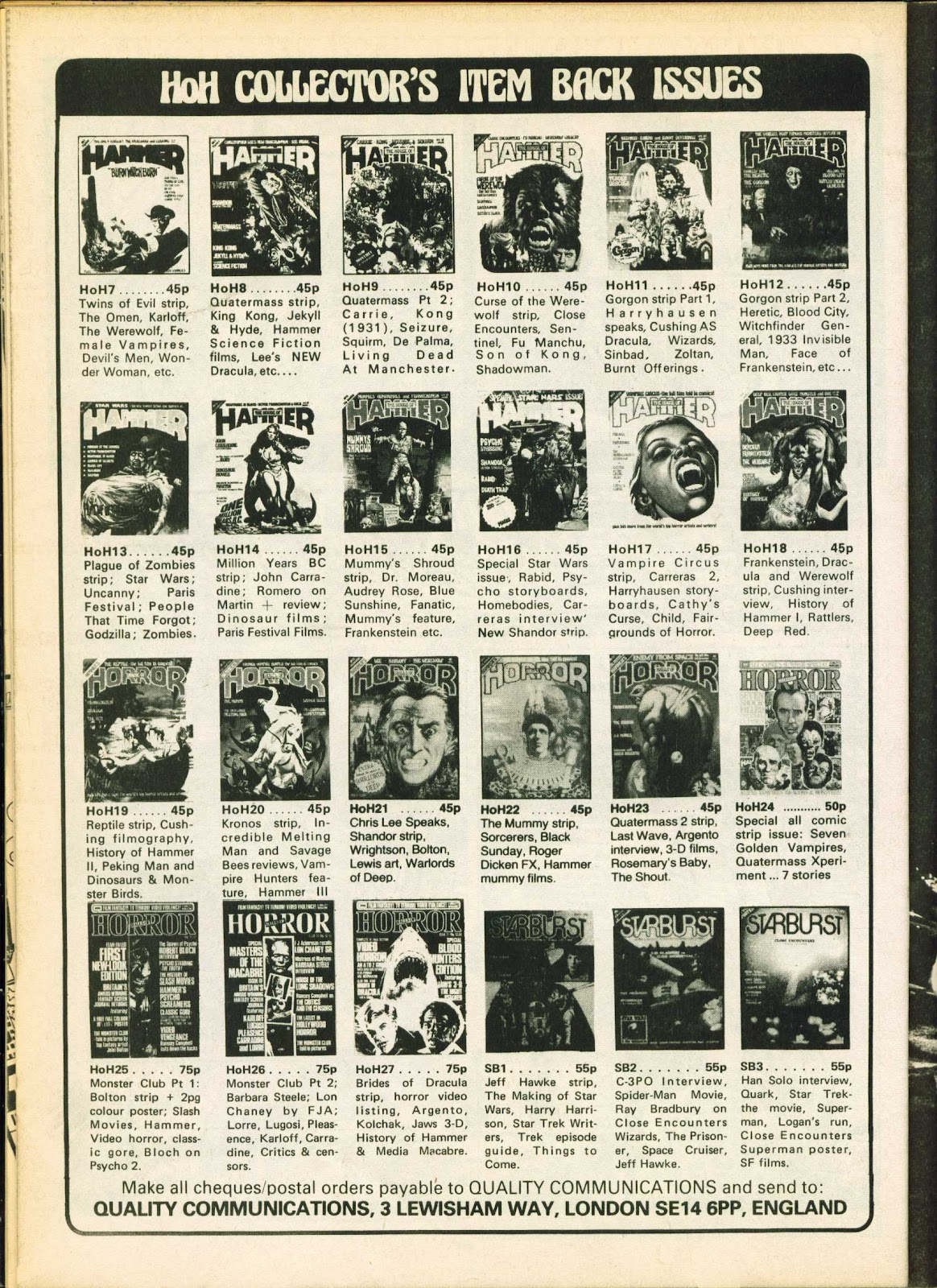 Warrior Issue #18 #19 - English 40