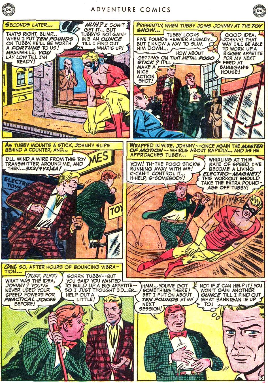 Read online Adventure Comics (1938) comic -  Issue #156 - 18