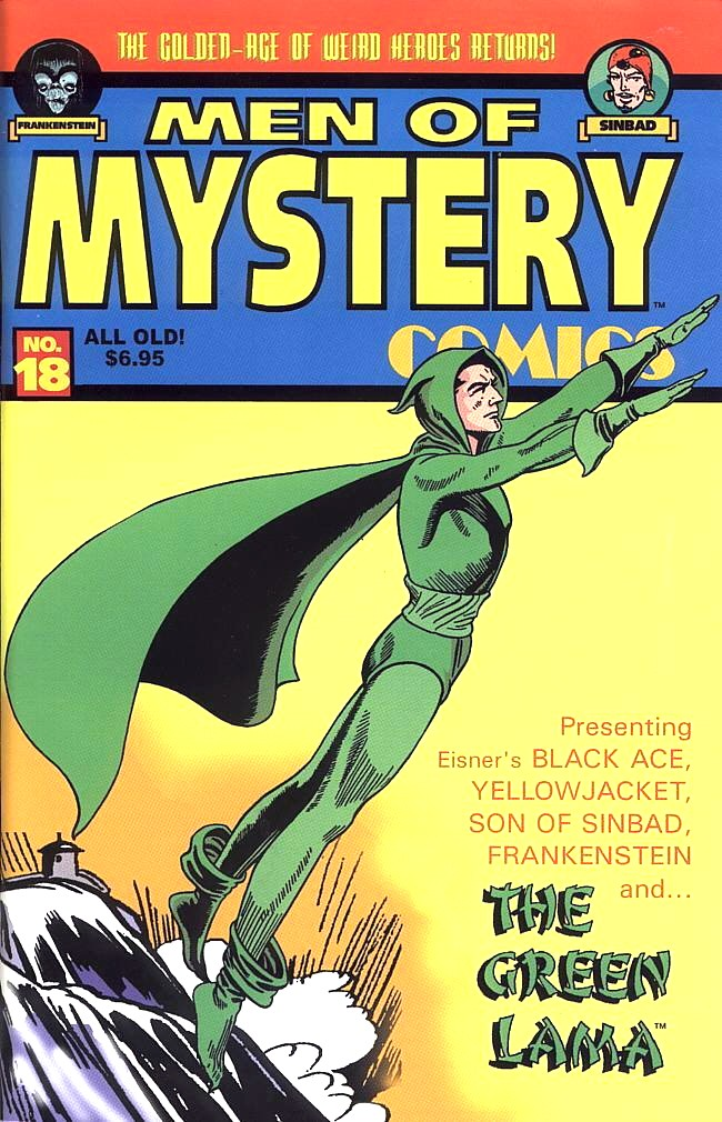 Read online Men of Mystery Comics comic -  Issue #18 - 1