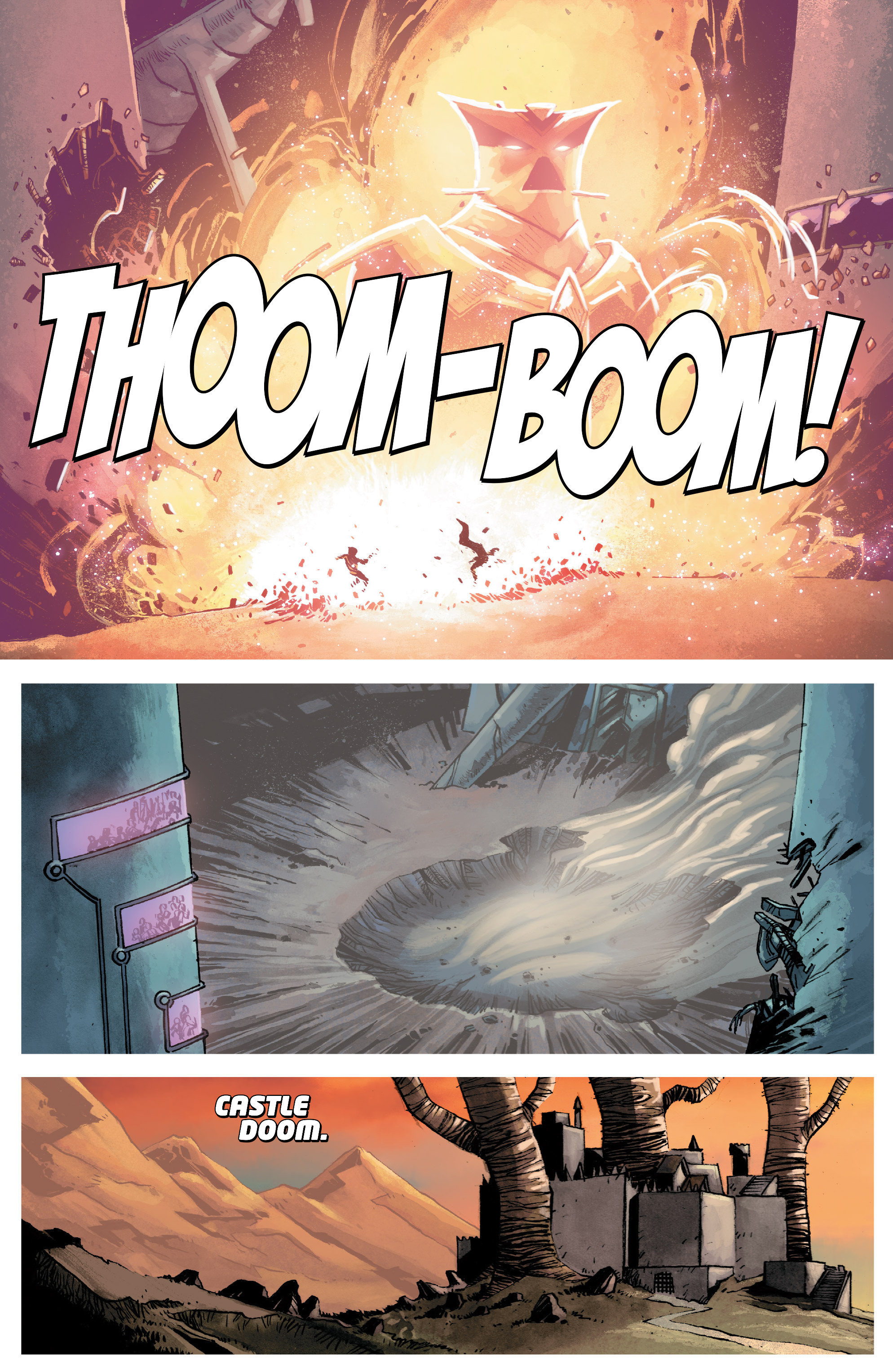Read online Secret Wars: Battleworld comic -  Issue #1 - 9