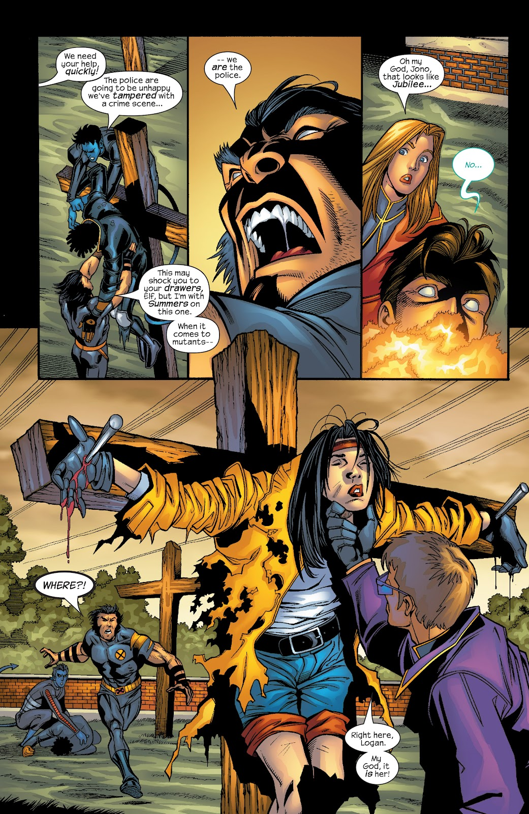 Read online X-Men: Unstoppable comic -  Issue # TPB (Part 4) - 76