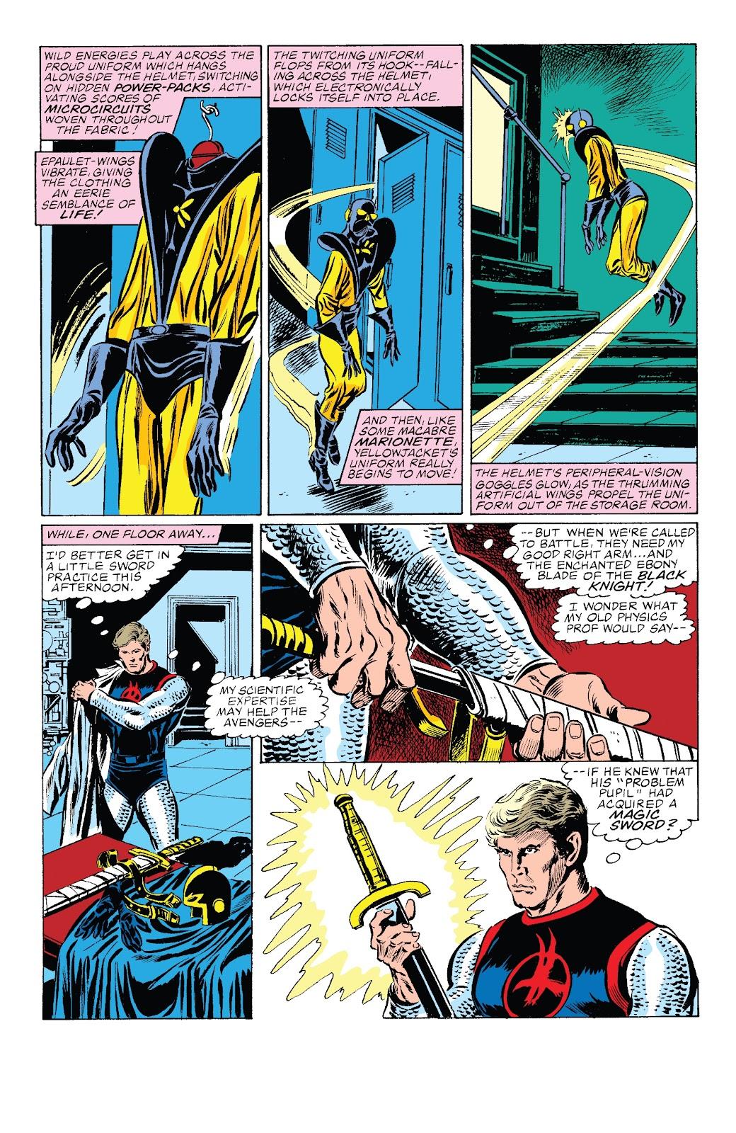 Read online Marvel Tales: Avengers comic -  Issue # Full - 55