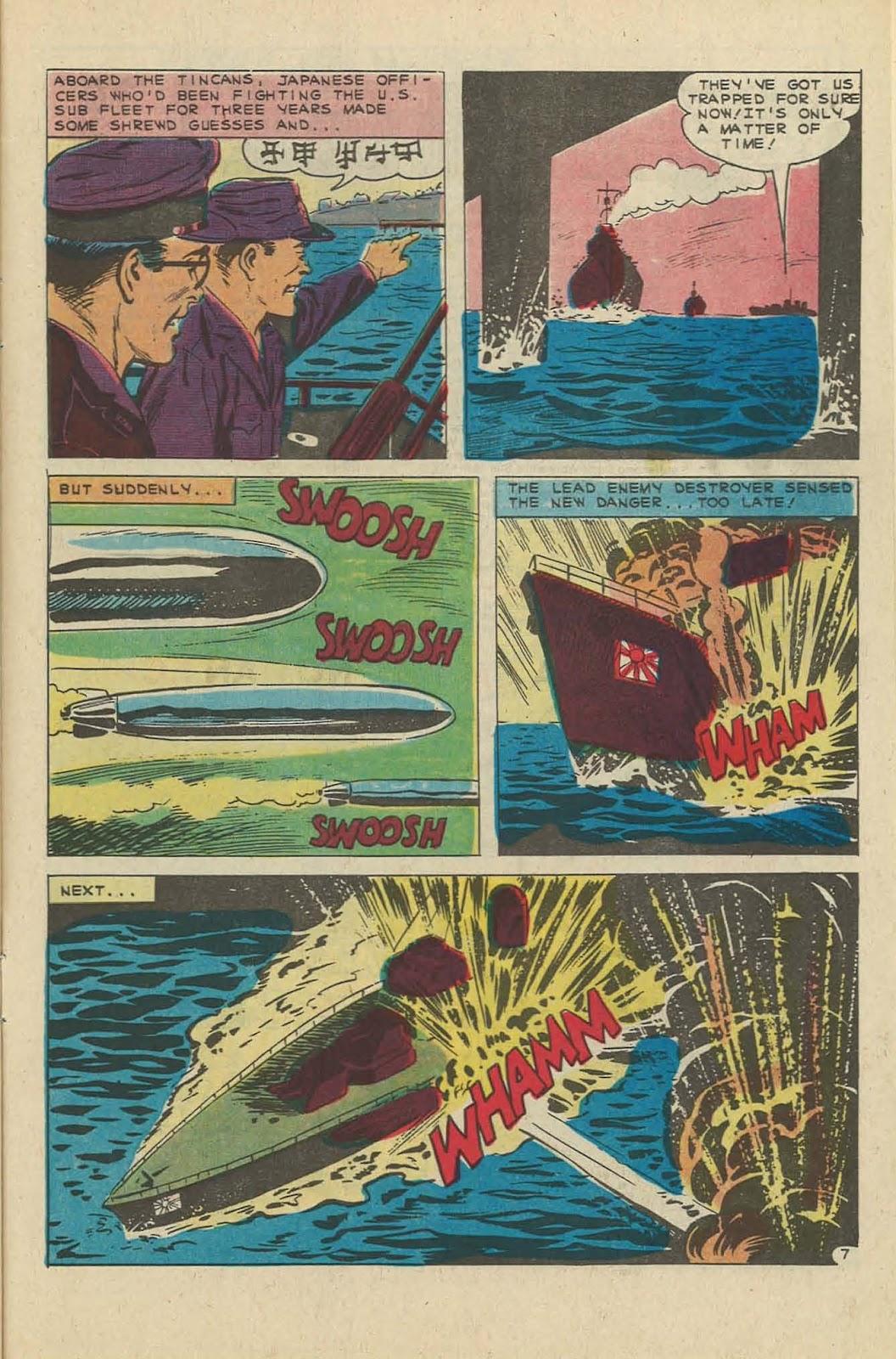 Read online Fightin' Navy comic -  Issue #131 - 31