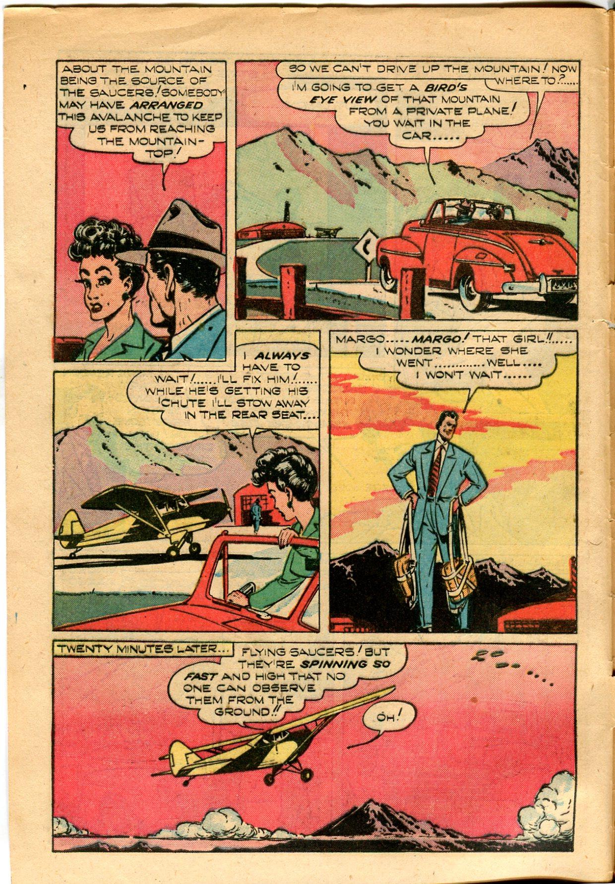 Read online Shadow Comics comic -  Issue #82 - 6