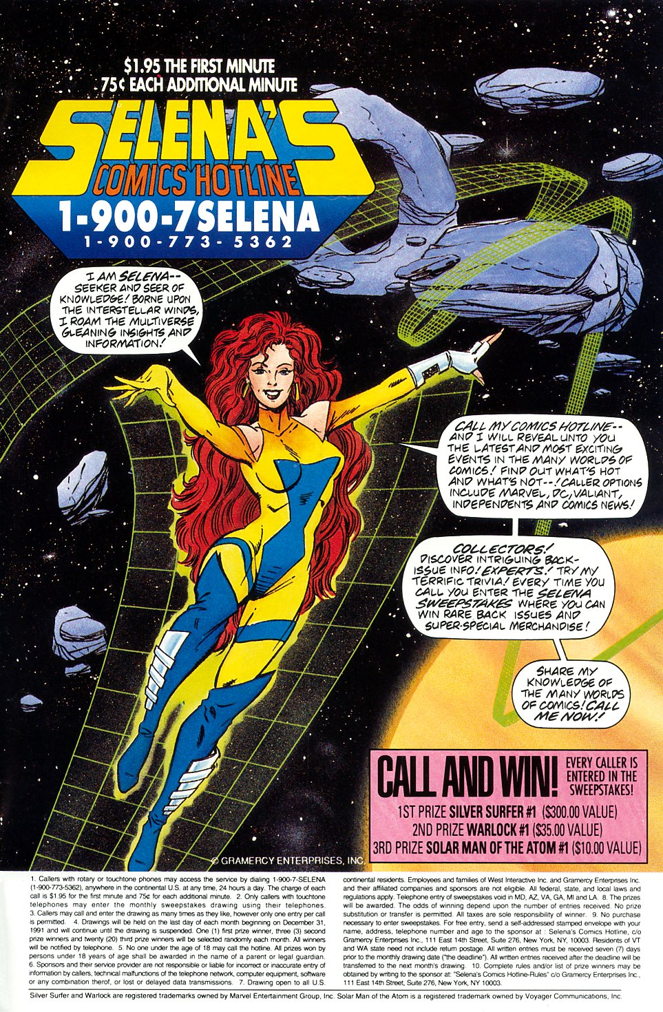 Read online Solar, Man of the Atom comic -  Issue #8 - 42