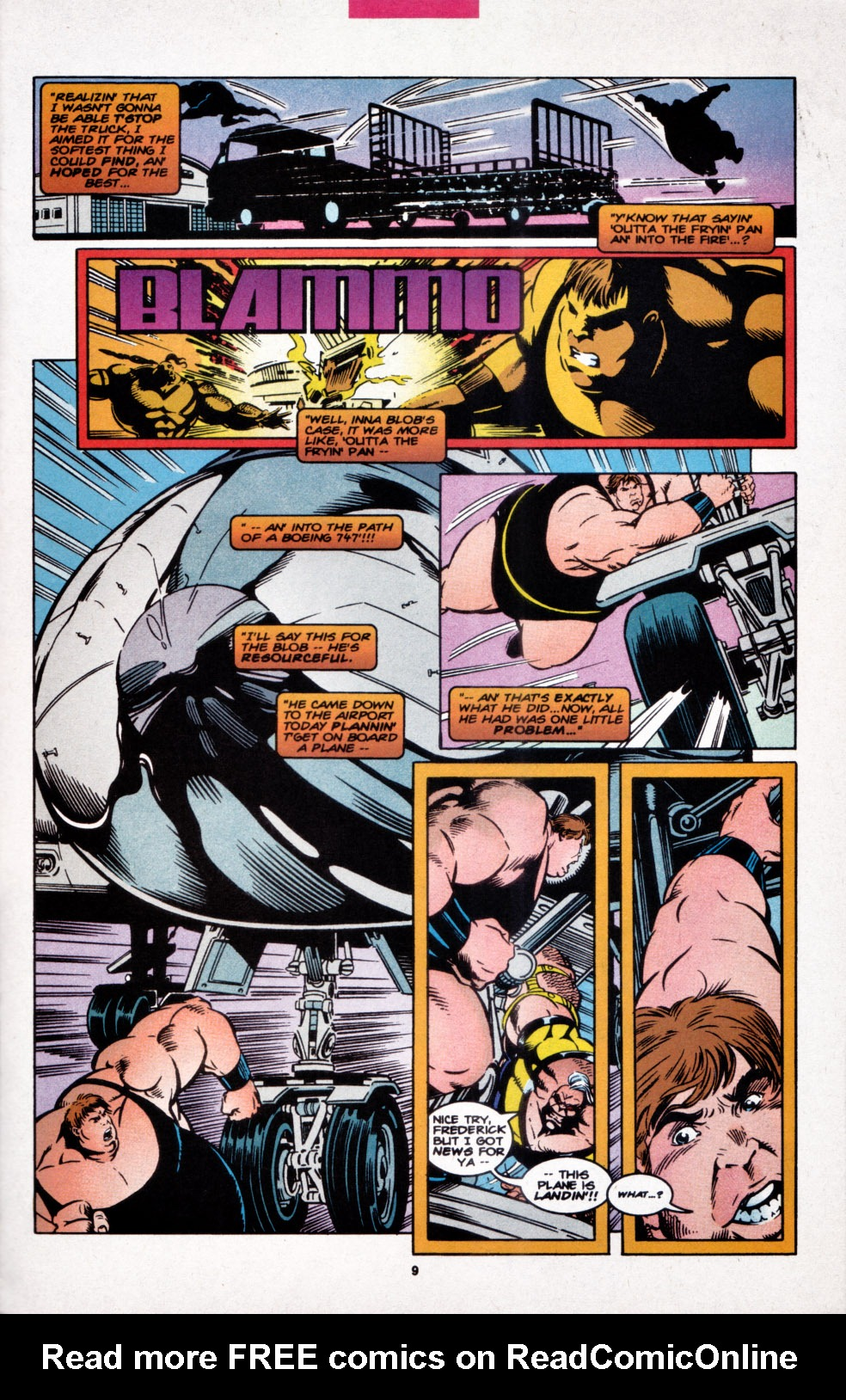Read online X-Factor (1986) comic -  Issue #107 - 8