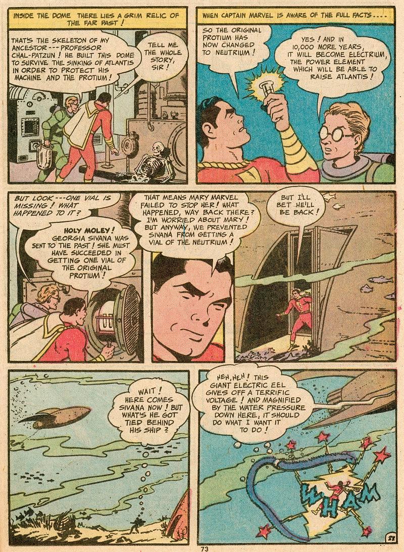 Read online Shazam! (1973) comic -  Issue #12 - 62
