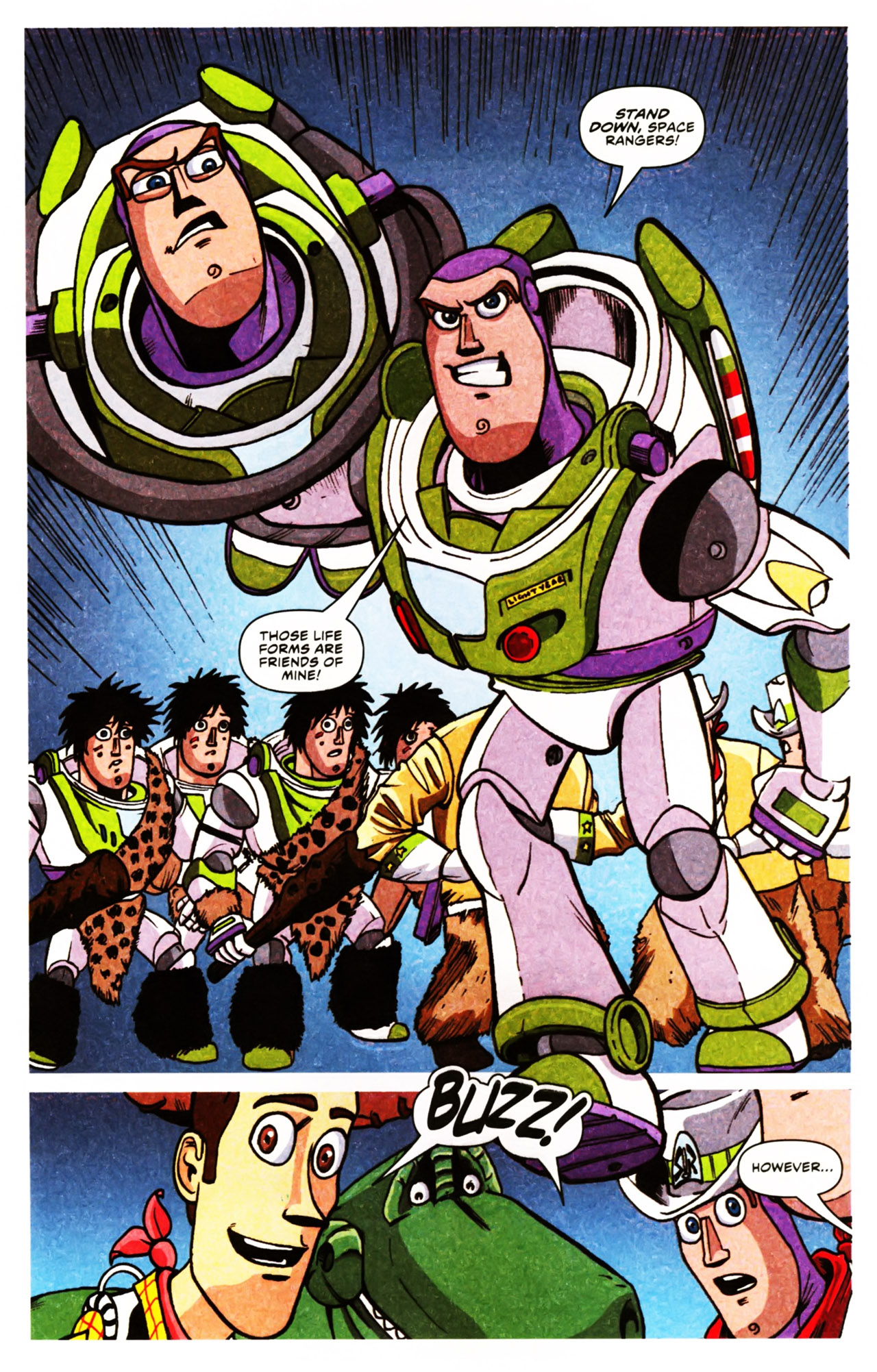 Read online Toy Story (2009) comic -  Issue #2 - 13
