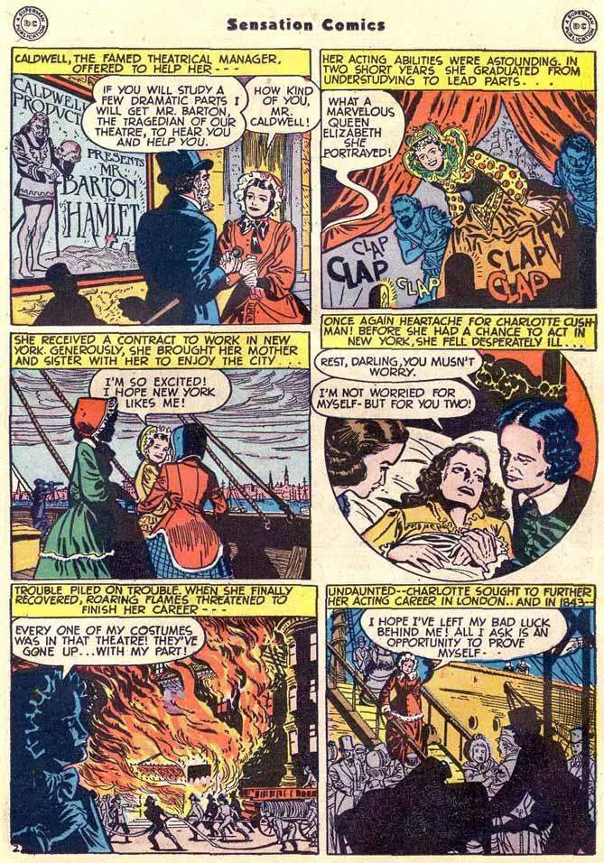 Read online Sensation (Mystery) Comics comic -  Issue #89 - 35