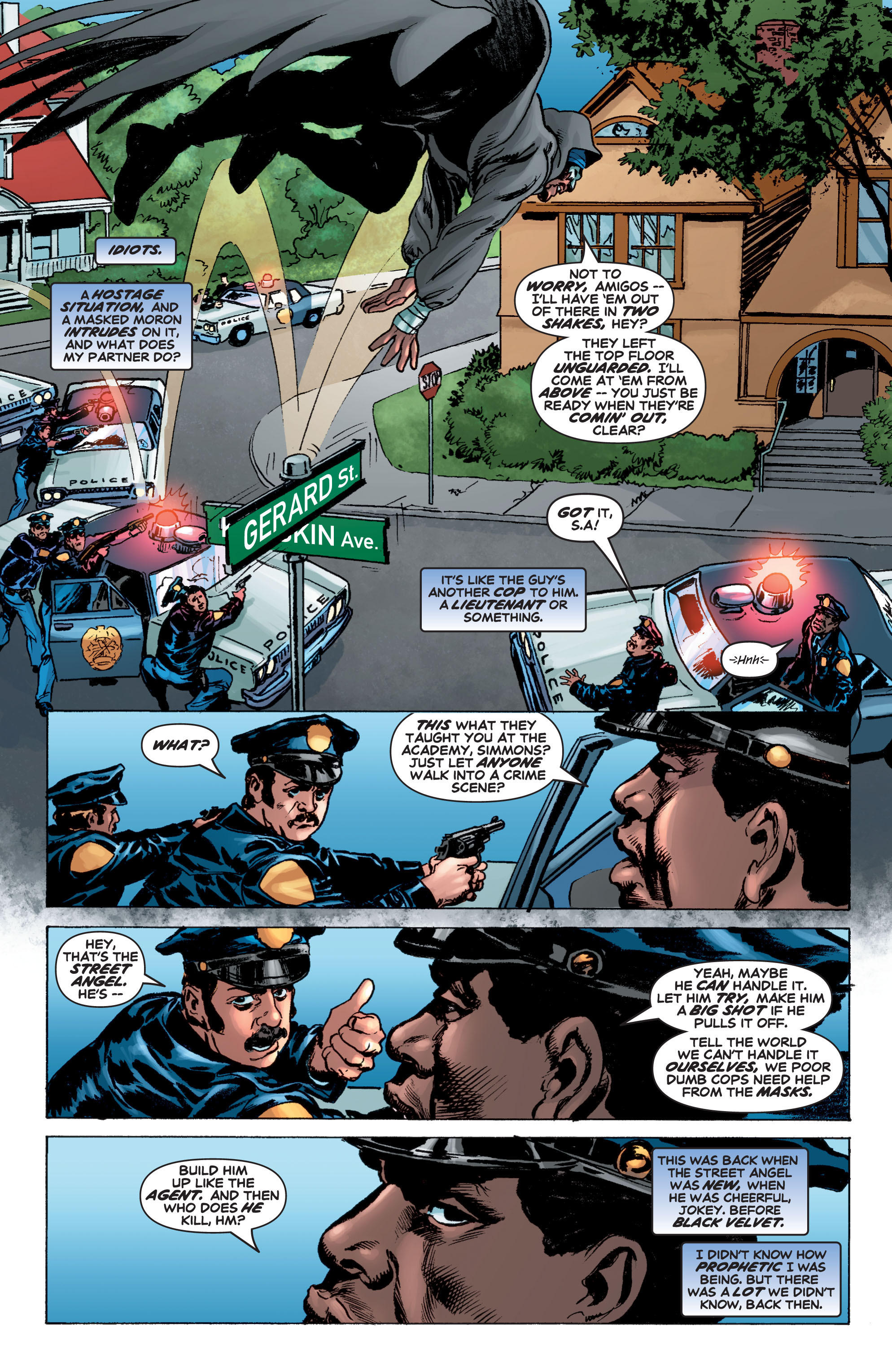 Read online Astro City: Dark Age/Book One comic -  Issue #2 - 10