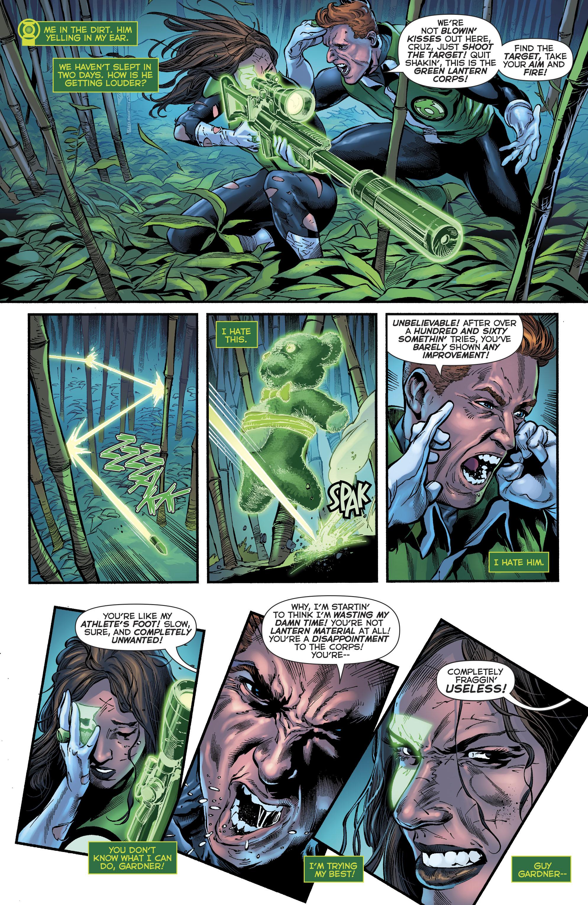 Read online Green Lanterns comic -  Issue #23 - 21
