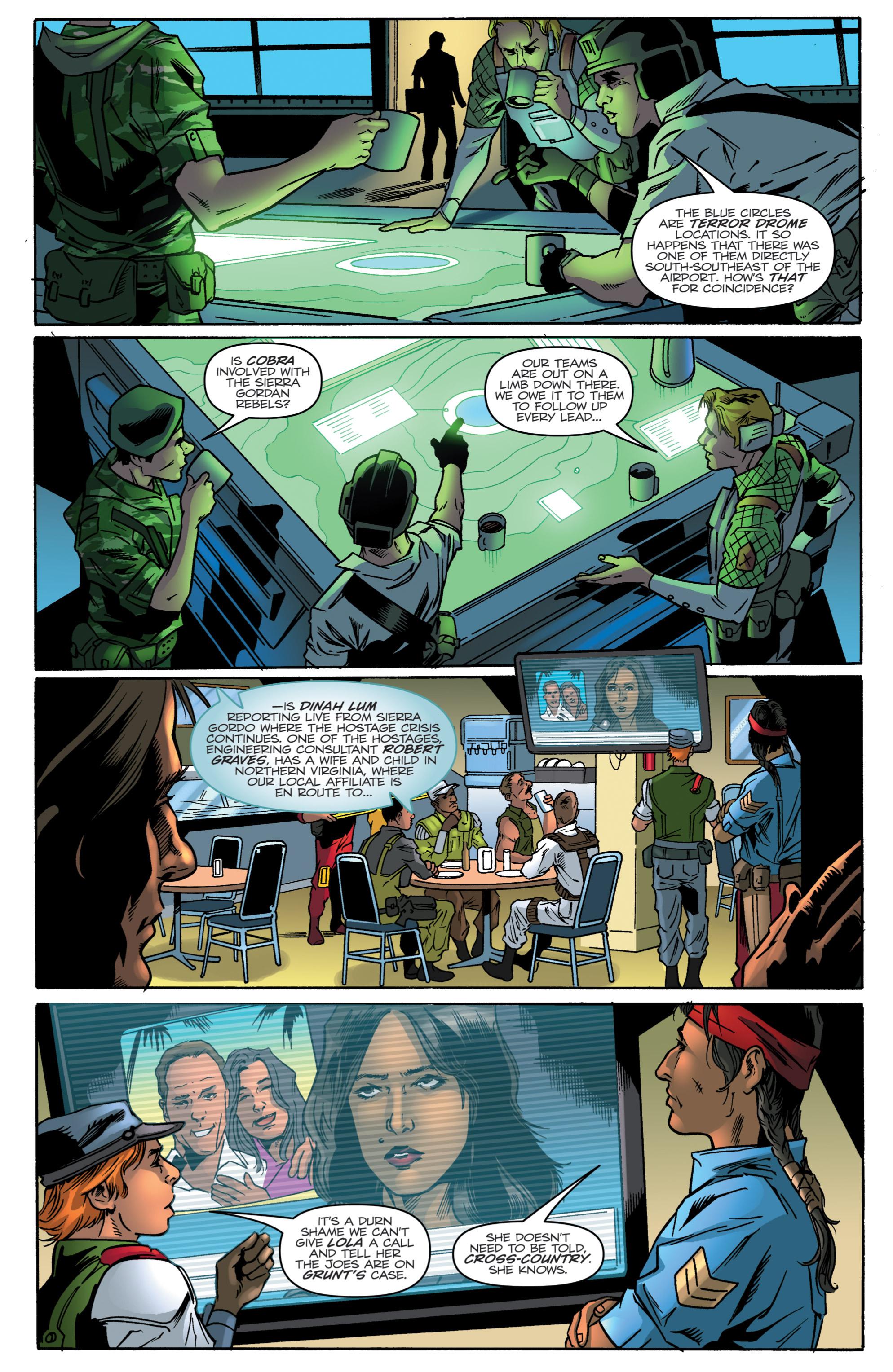 G.I. Joe: A Real American Hero 195 Page 3