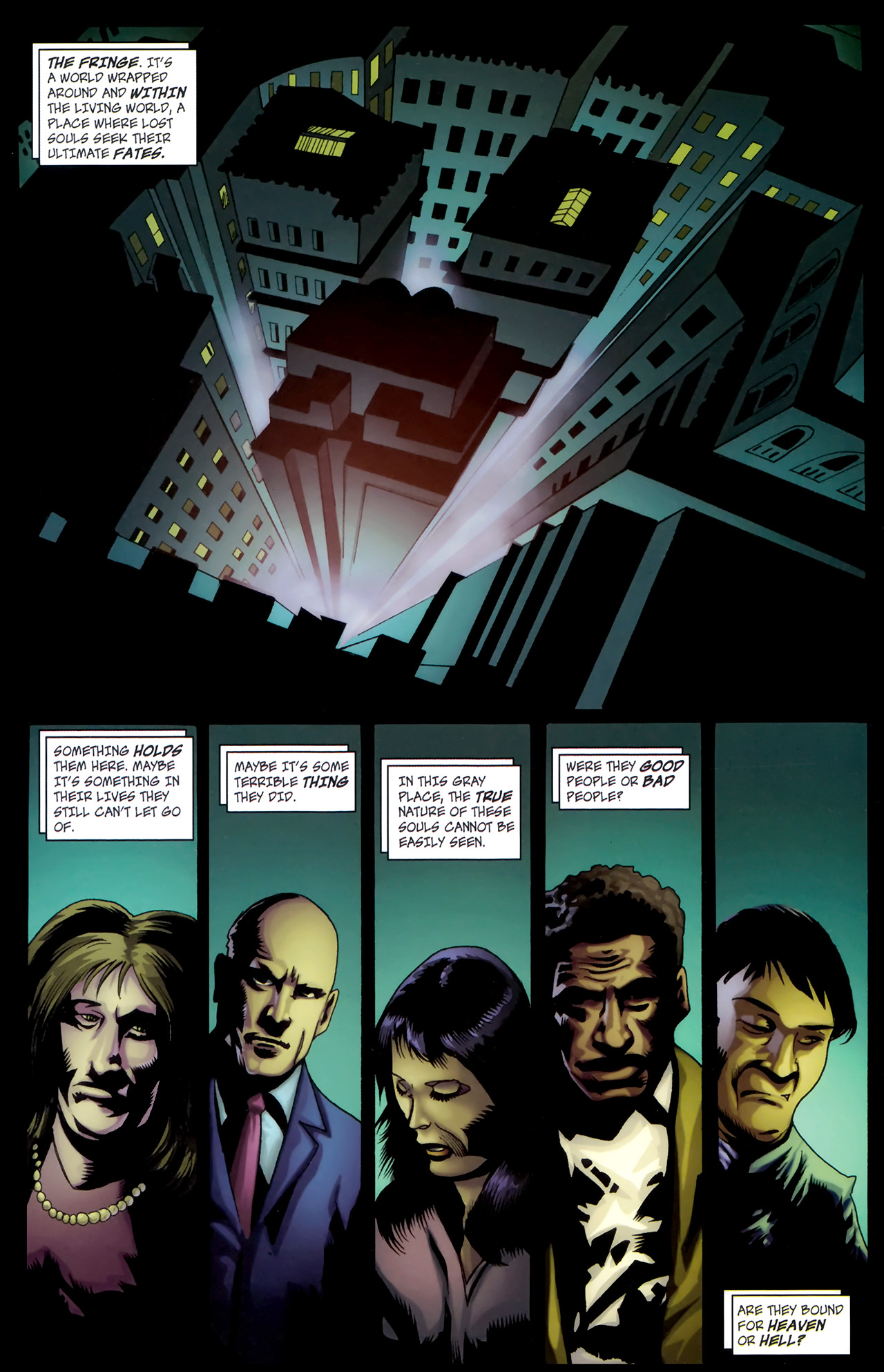 Read online The Grim Ghost comic -  Issue #2 - 3