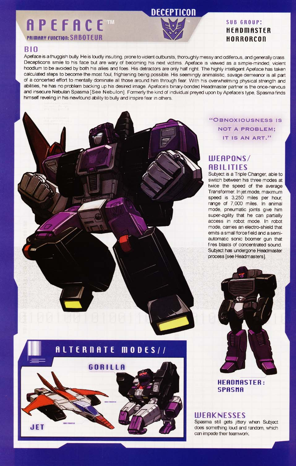 Read online Transformers: More than Meets the Eye comic -  Issue #1 - 12