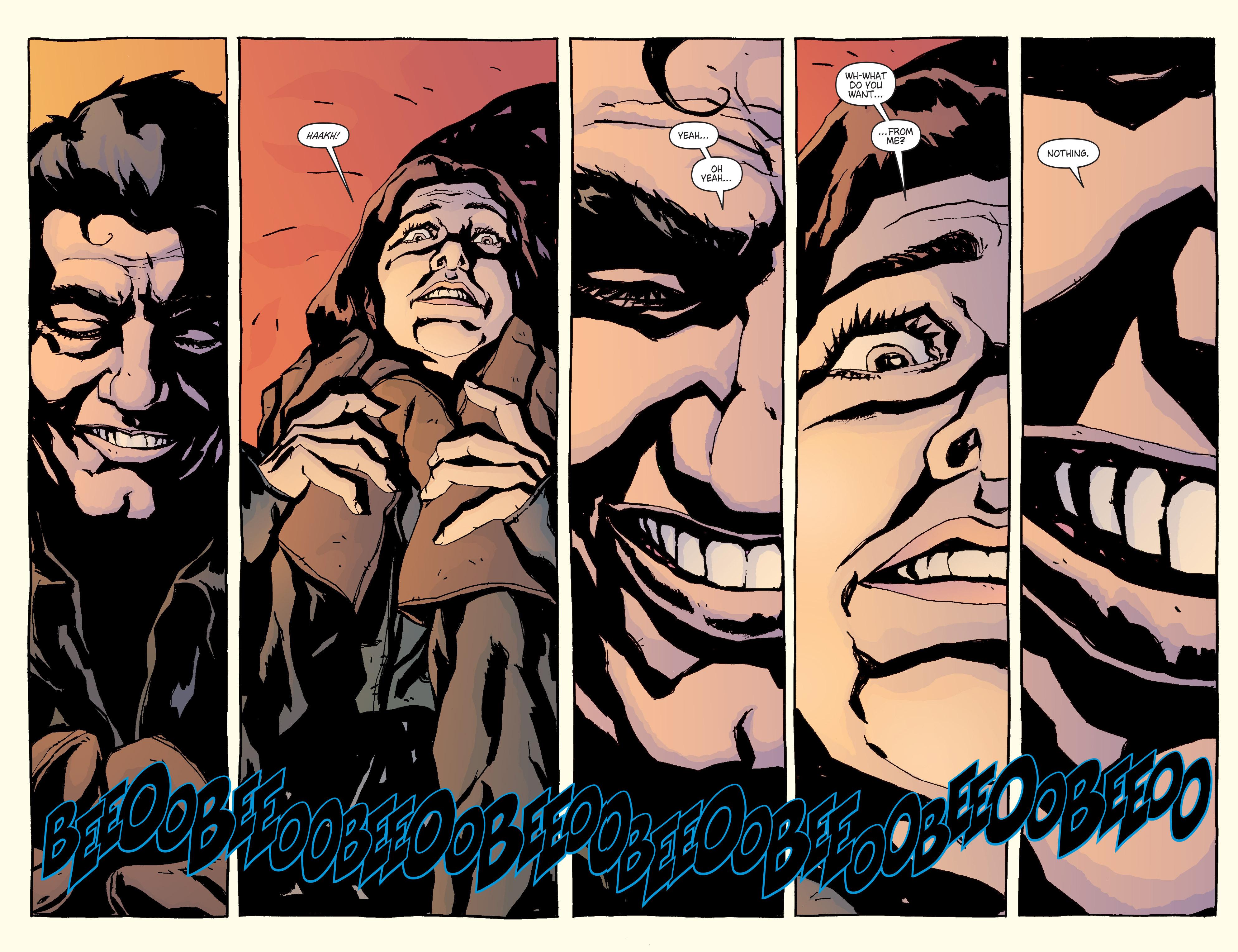 Read online Alias comic -  Issue #4 - 19