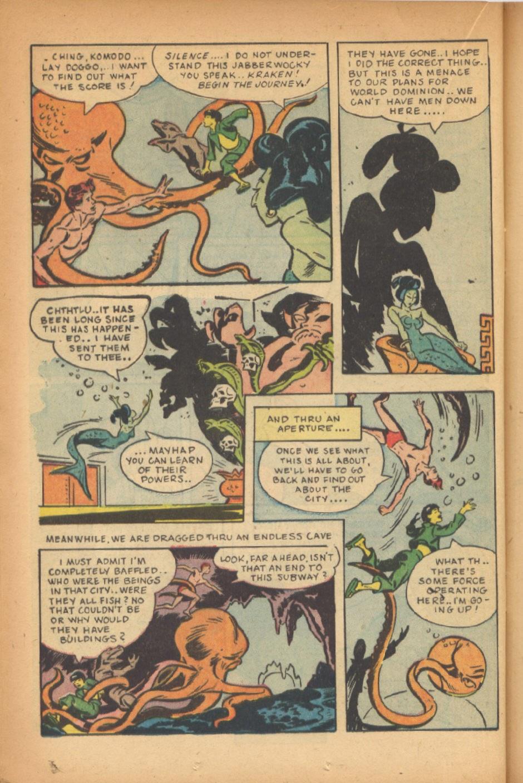 Read online Super-Magician Comics comic -  Issue #47 - 32
